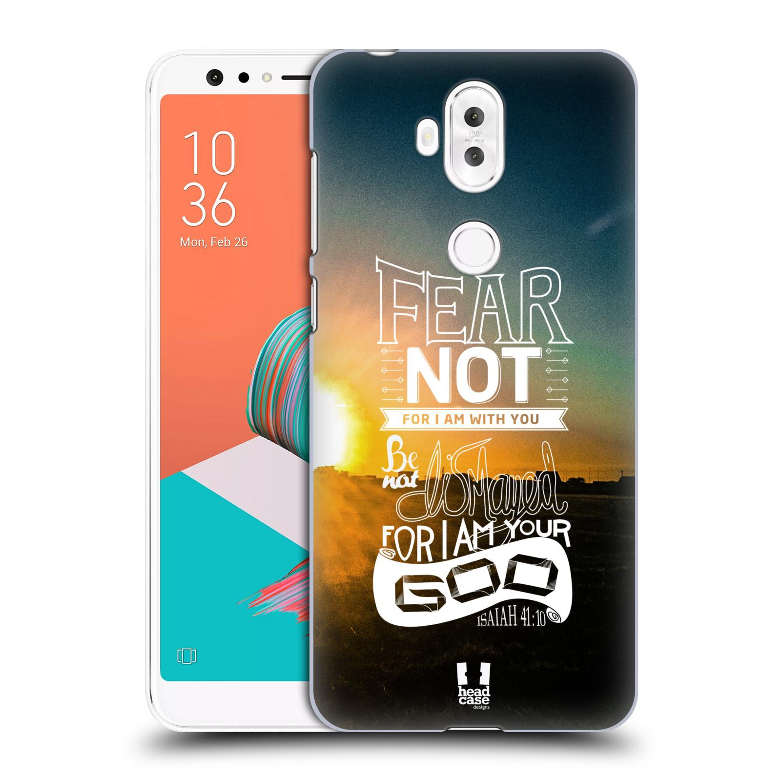 Plastové pouzdro na mobil Asus ZenFone 5 Lite ZC600KL - Head Case - FEAR (Plastový kryt či obal na mobilní telefon Asus ZenFone 5 Lite (ZC600KL) s motivem FEAR)