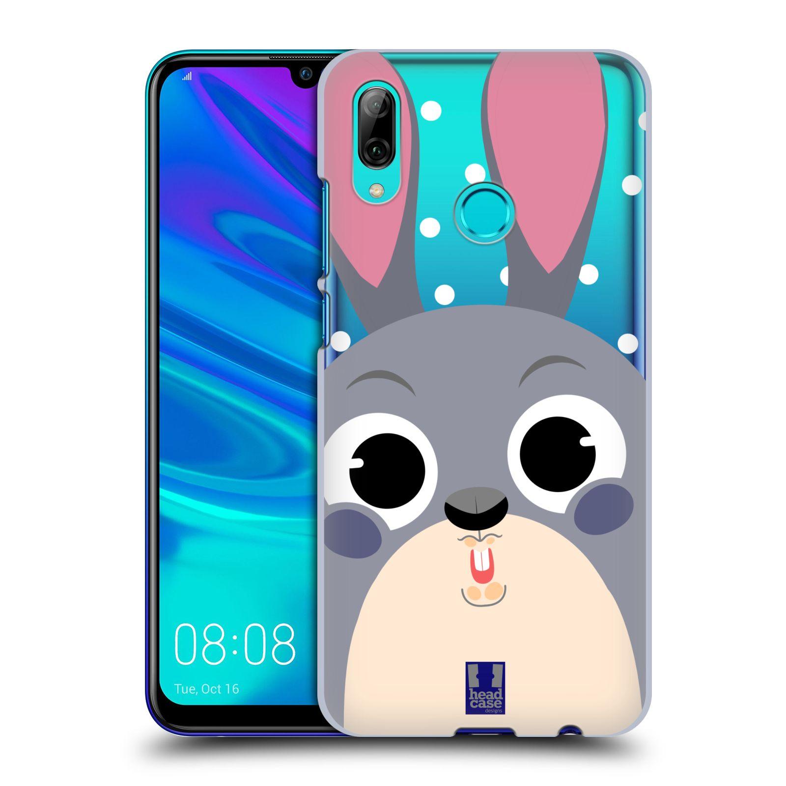 Plastové pouzdro na mobil Huawei P Smart (2019) - Head Case - Králíček roztomilouš