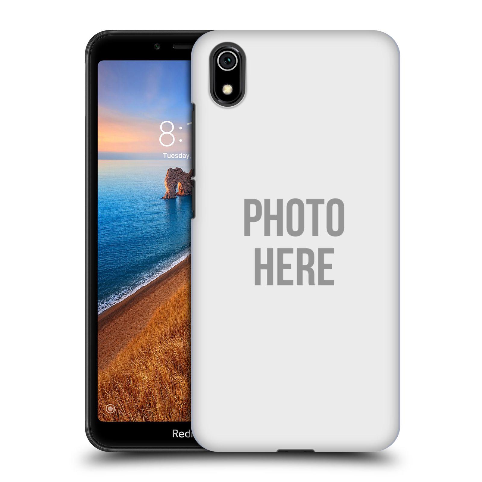 Plastové pouzdro na mobil Xiaomi Redmi 7A - Head Case - s vlastním motivem