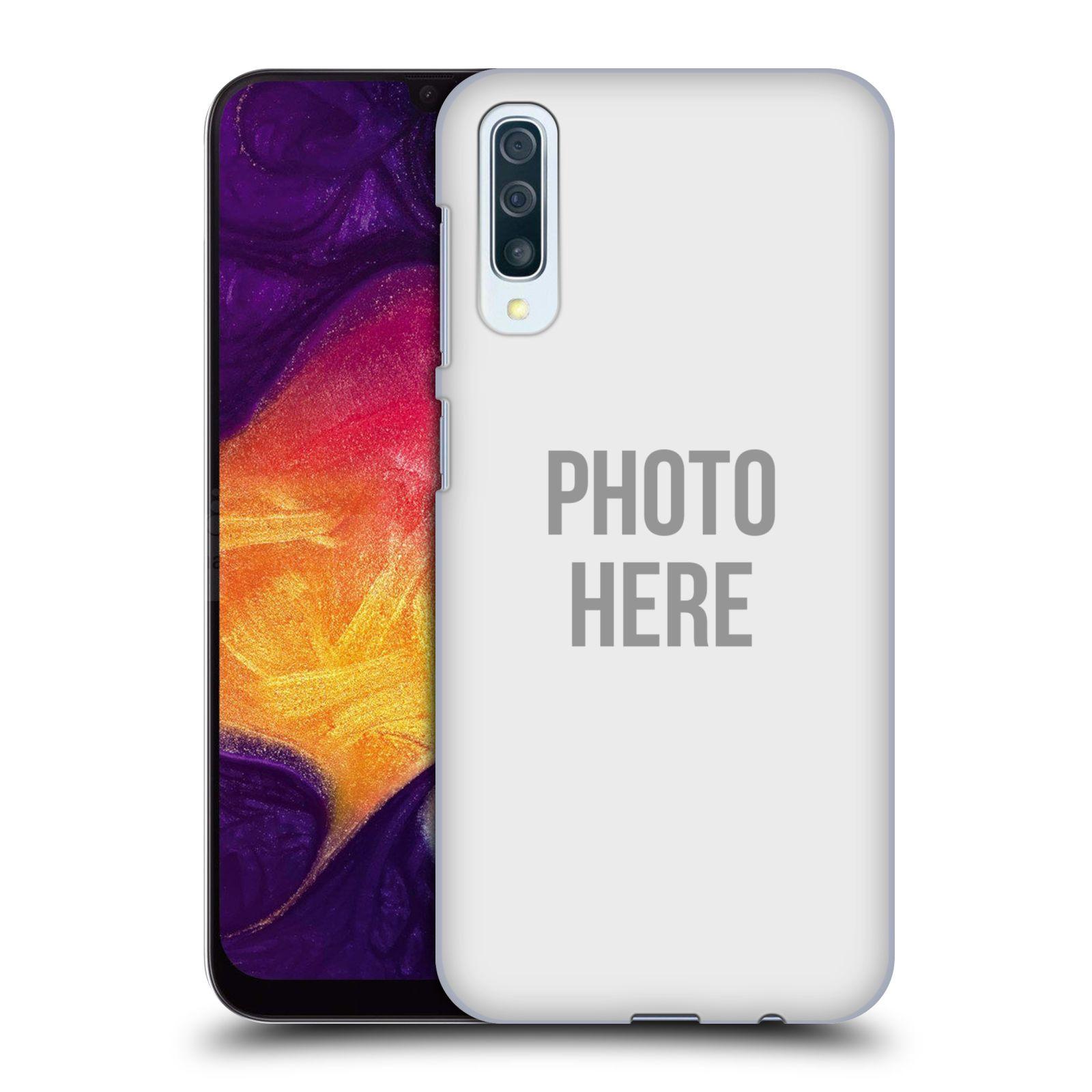 Plastové pouzdro na mobil Samsung Galaxy A50 / A30s - Head Case - s vlastním motivem