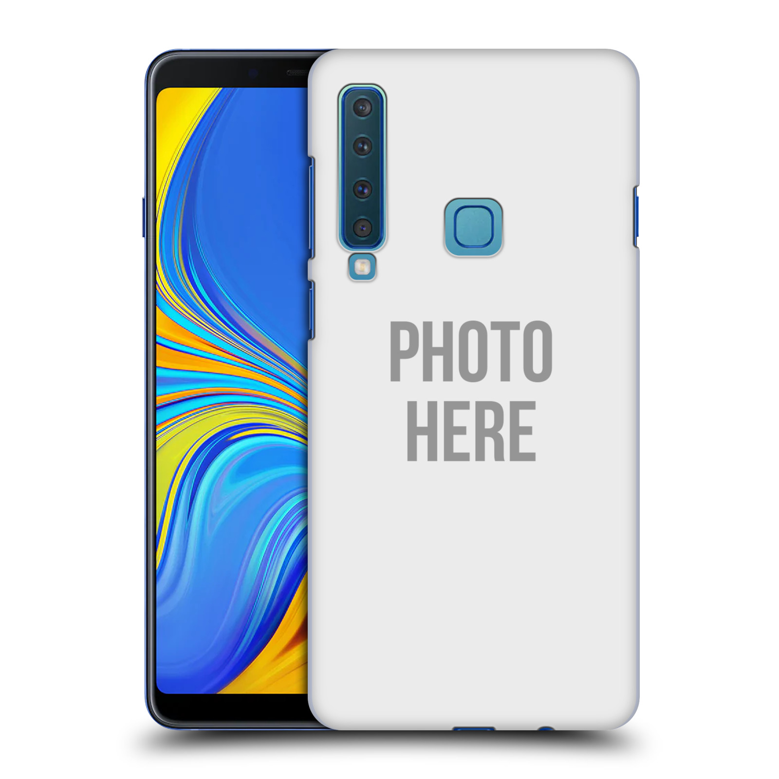 Plastové pouzdro na mobil Samsung Galaxy A9 (2018) - Head Case - s vlastním motivem