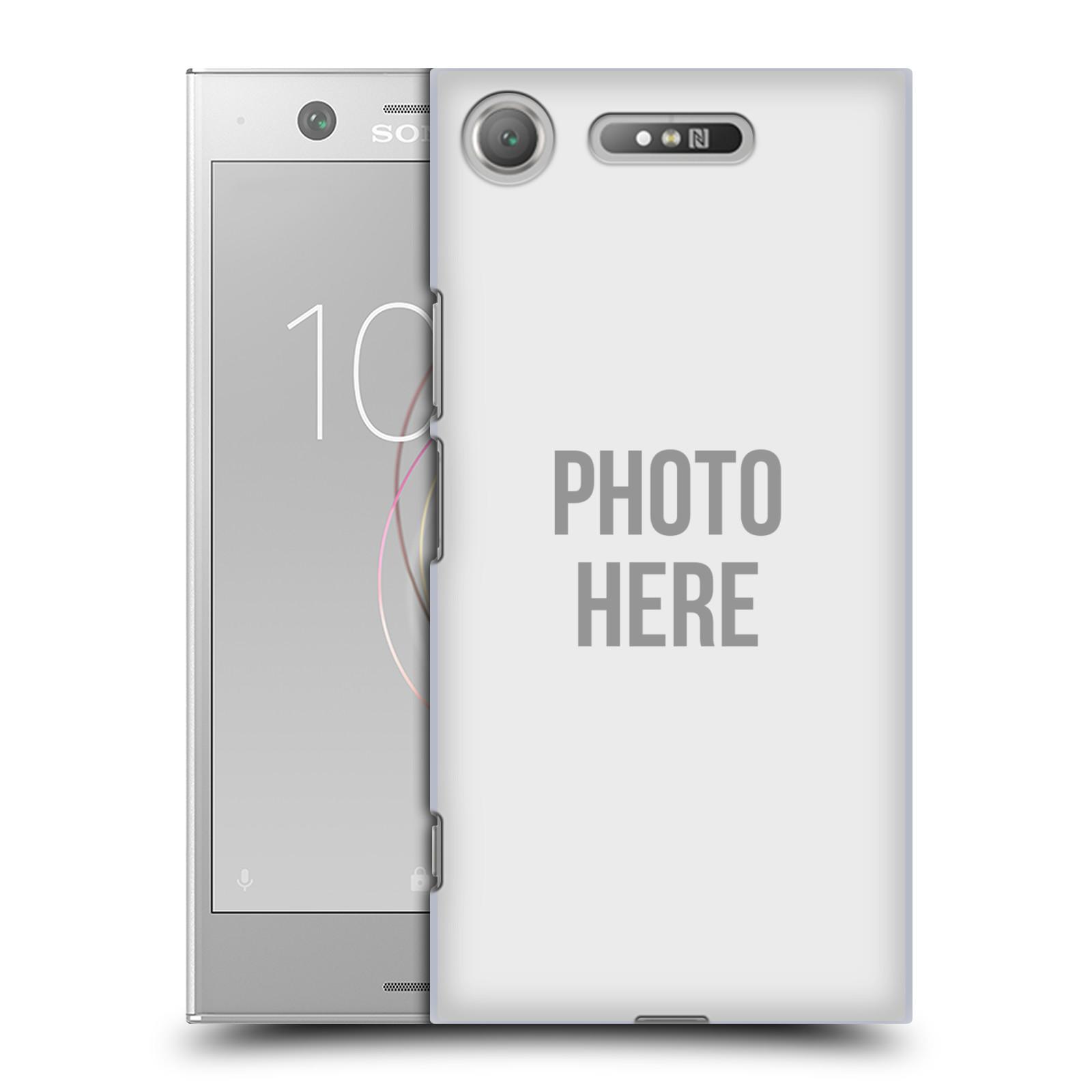 Plastové pouzdro na mobil Sony Xperia XZ1 - Head Case - s vlastním motivem