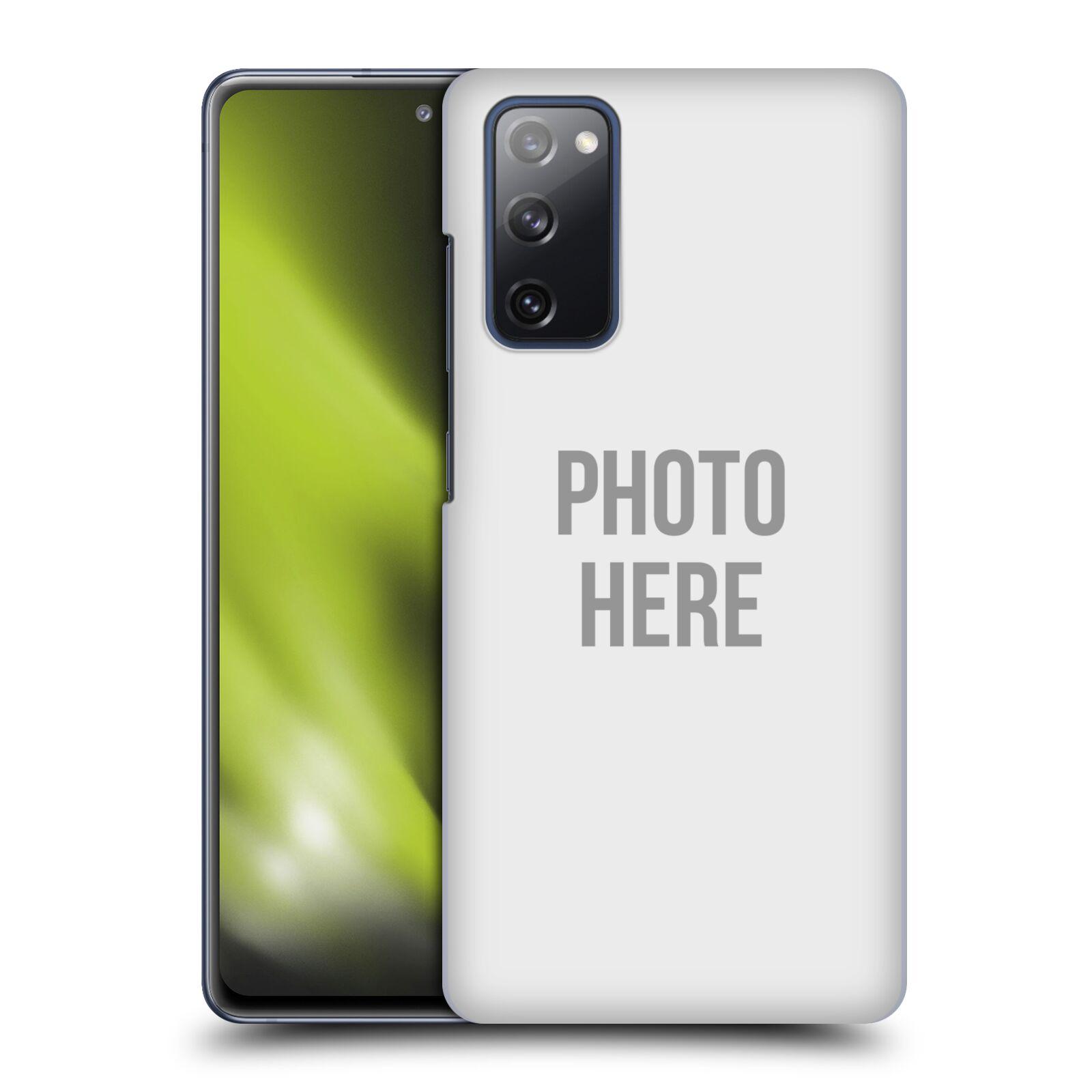 Plastové pouzdro na mobil Samsung Galaxy S20 FE s vlastním motivem