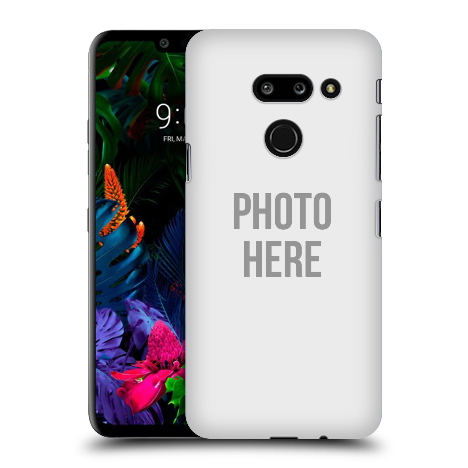 Plastové pouzdro na mobil LG G8 ThinQ - Head Case - s vlastním motivem