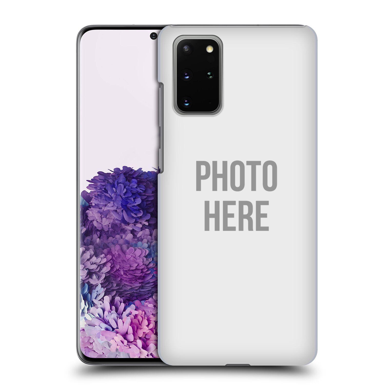 Plastové pouzdro na mobil Samsung Galaxy S20 Plus - Head Case - s vlastním motivem