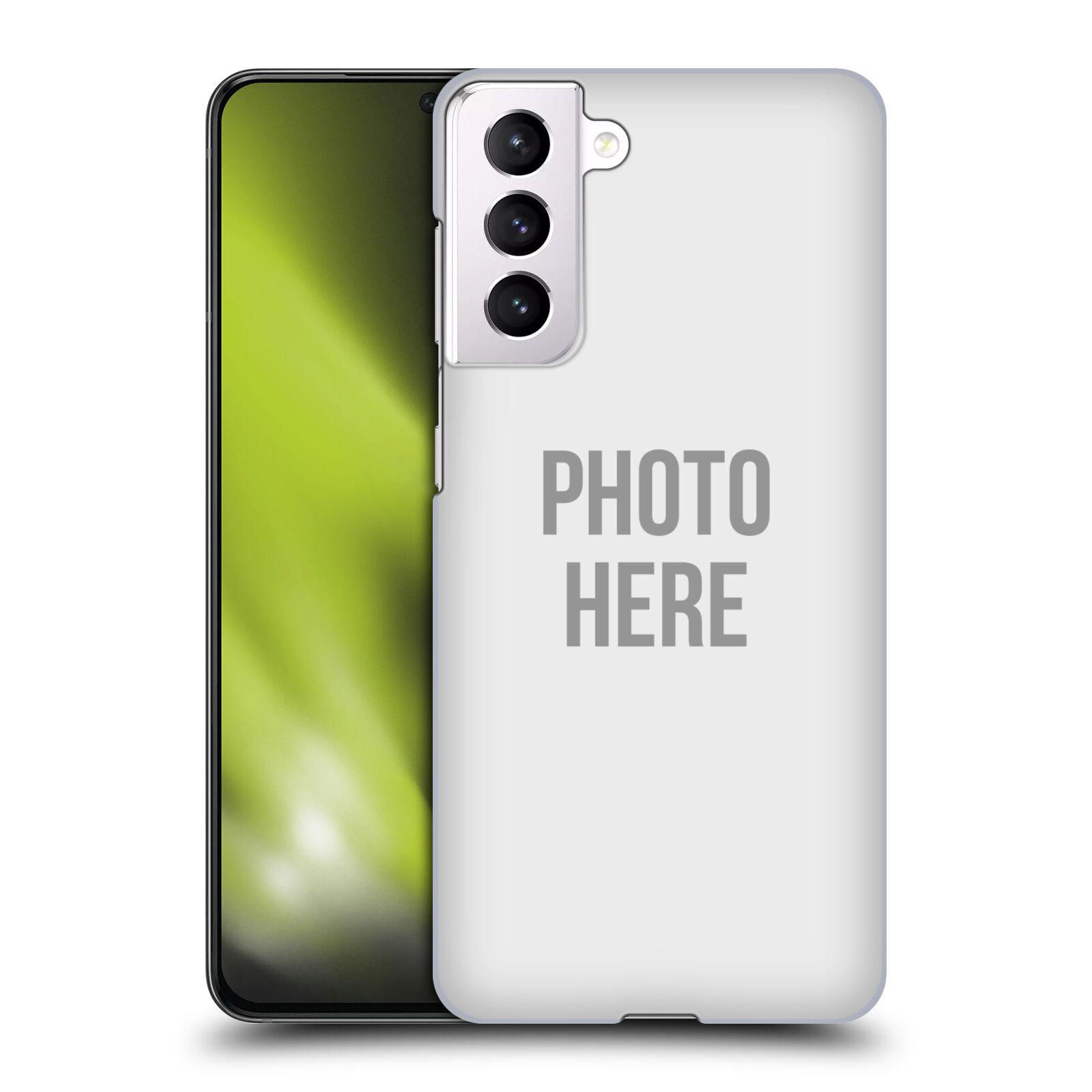 Plastové pouzdro na mobil Samsung Galaxy S21 5G s vlastním motivem
