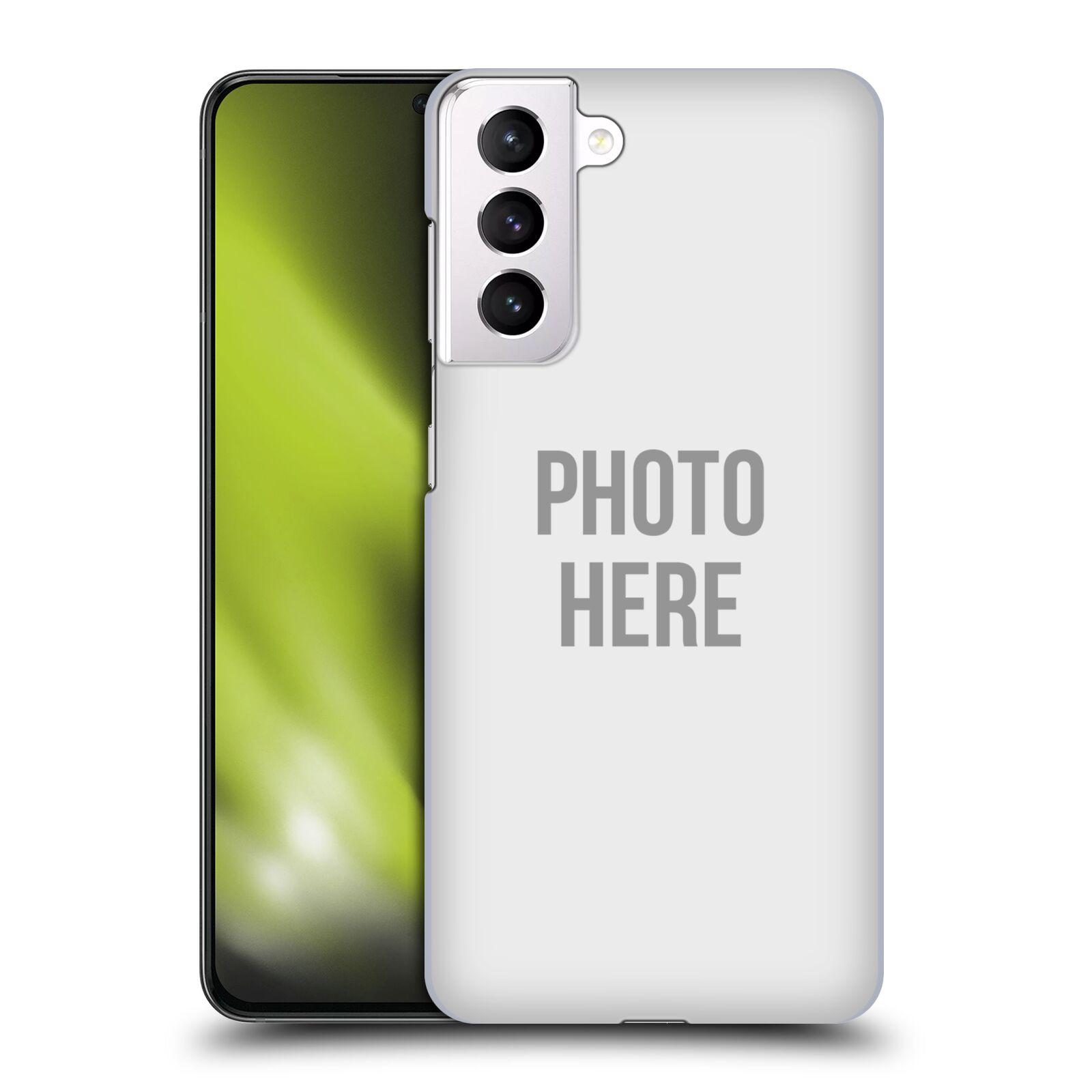 Plastové pouzdro na mobil Samsung Galaxy S21 Plus 5G s vlastním motivem
