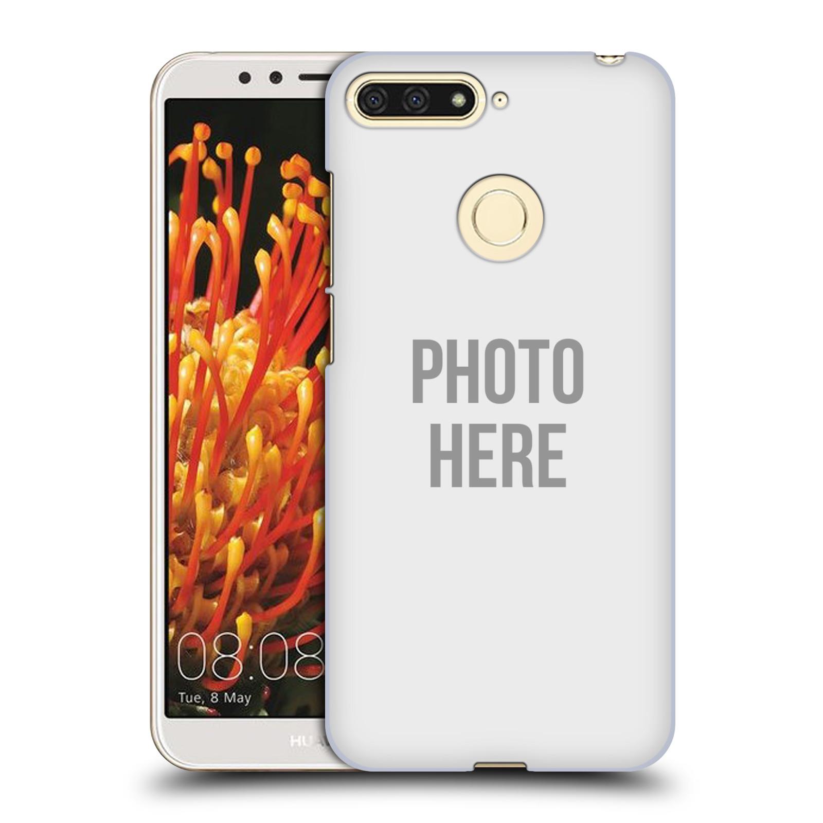 Plastové pouzdro na mobil Honor 7A - Head Case - s vlastním motivem
