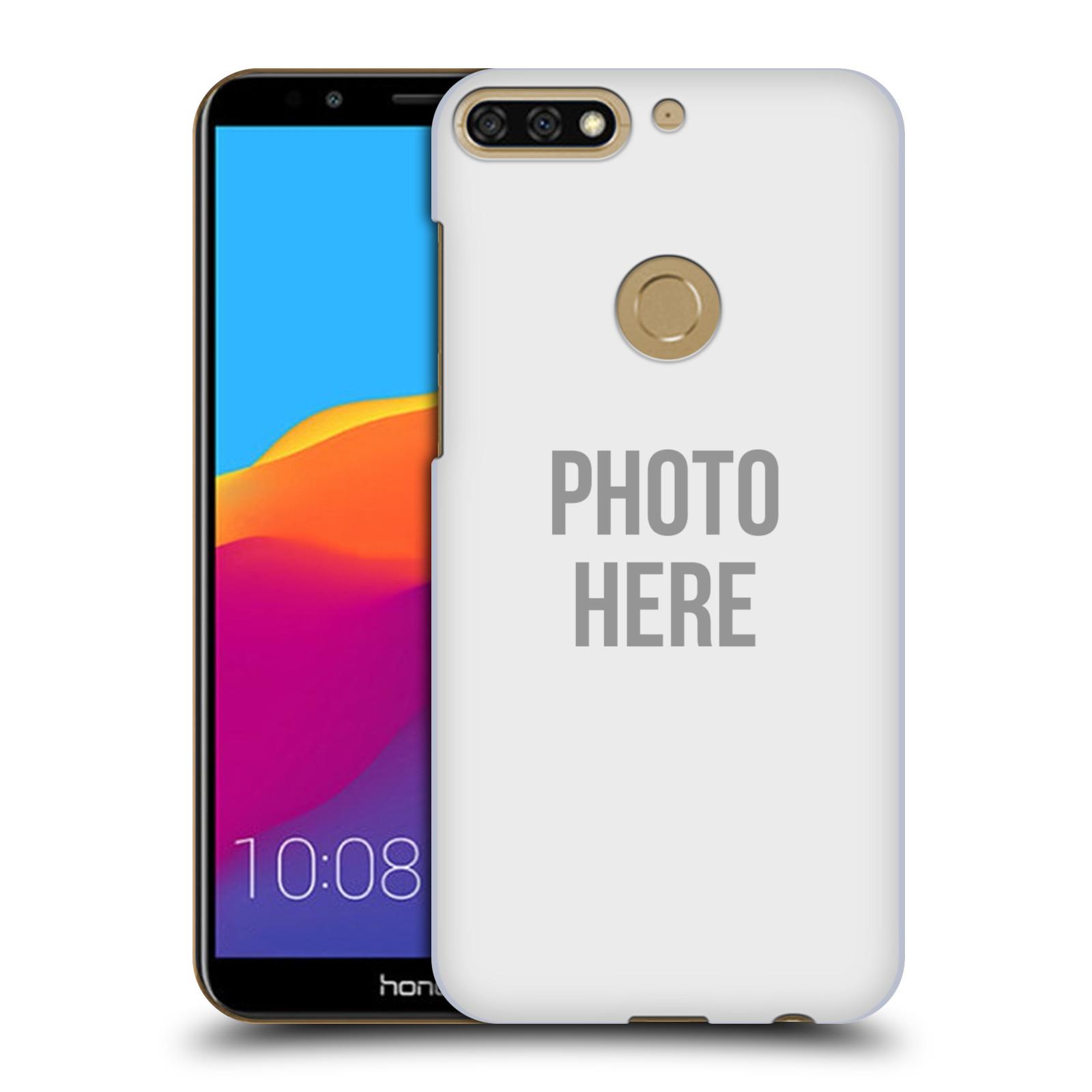Plastové pouzdro na mobil Huawei Y7 Prime 2018 - Head Case - s vlastním motivem
