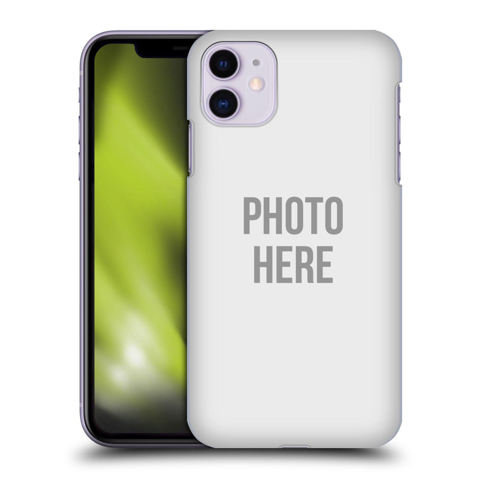 Plastové pouzdro na mobil Apple iPhone 11 - Head Case - s vlastním motivem