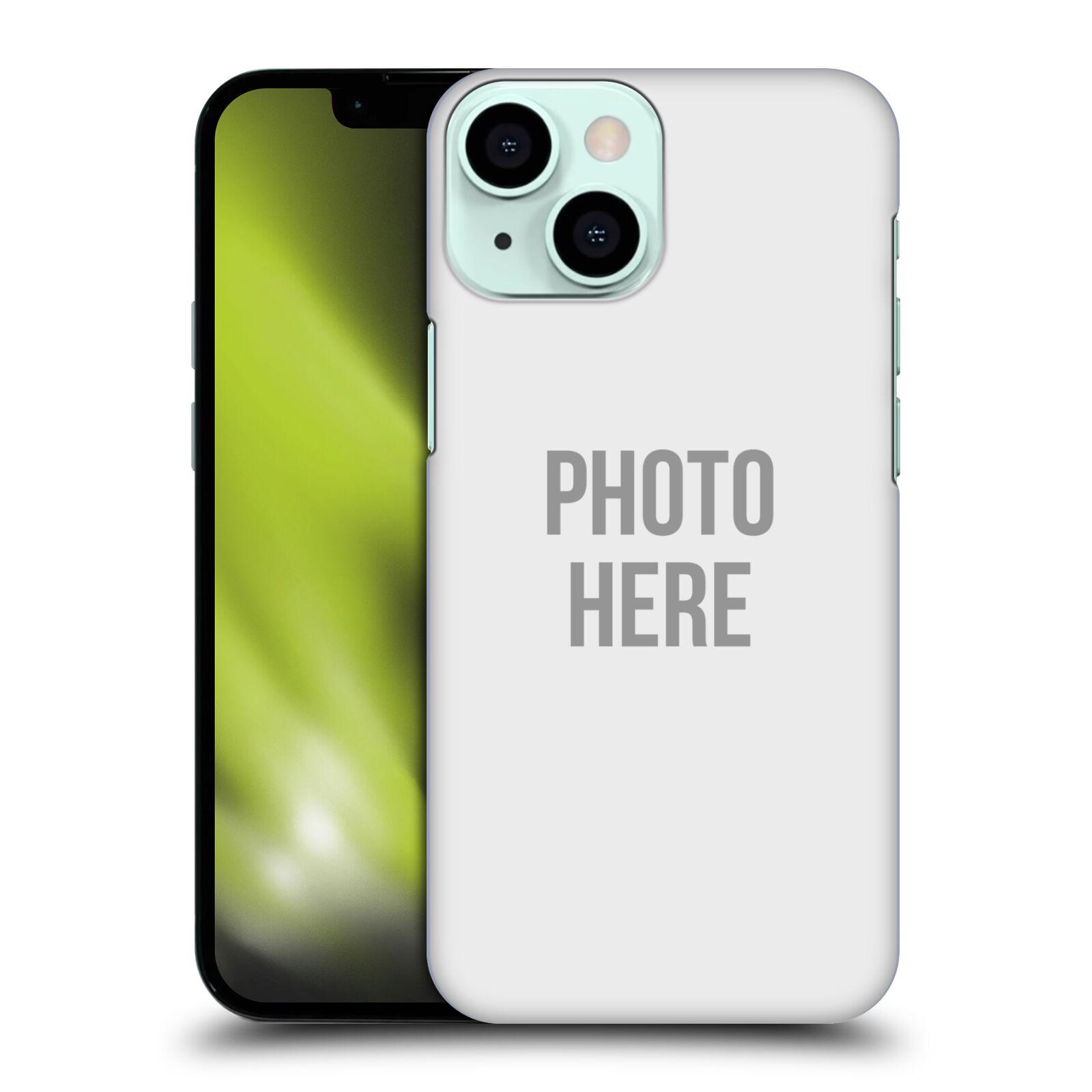 Plastové pouzdro na mobil Apple iPhone 13 Mini s vlastním motivem