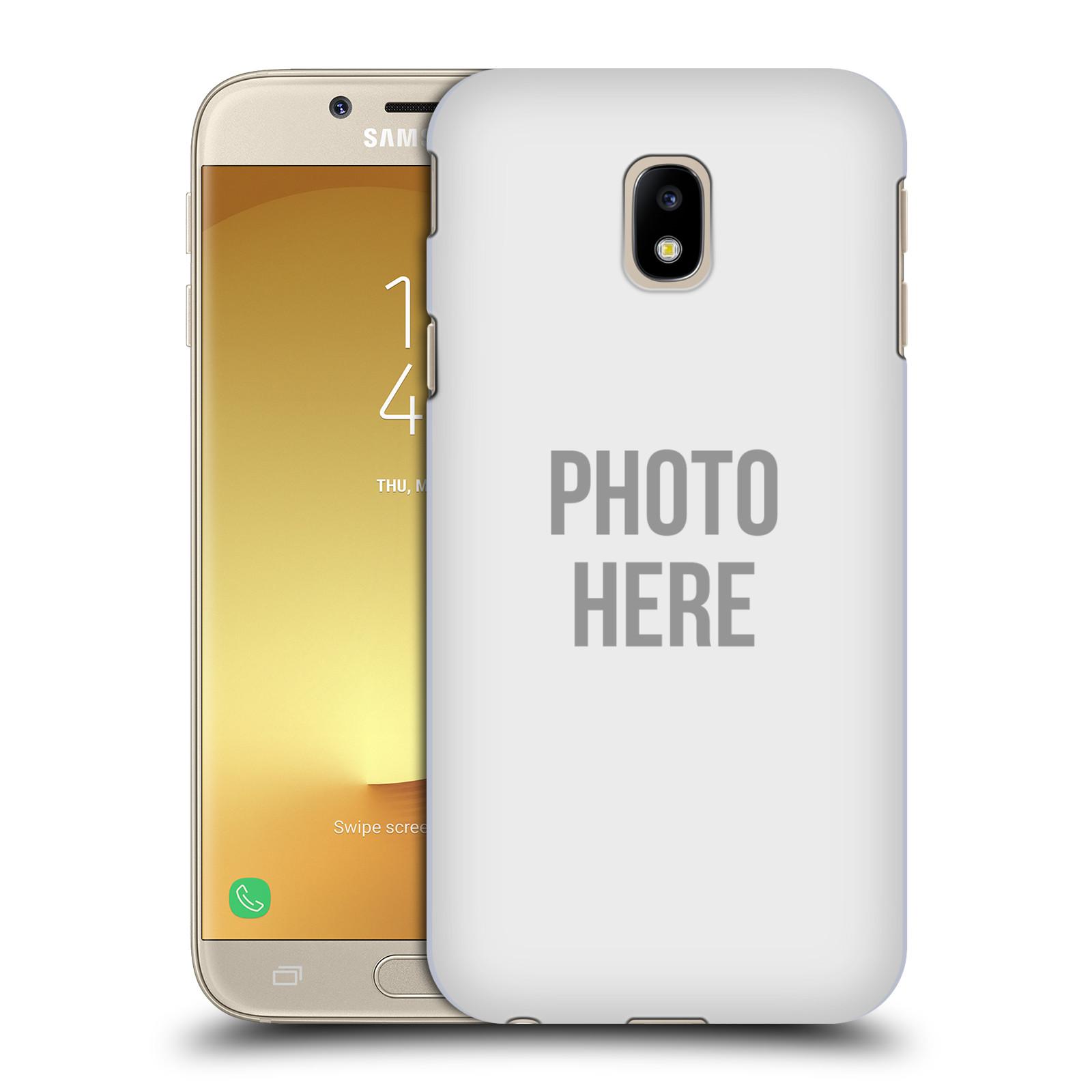 Plastové pouzdro na mobil Samsung Galaxy J3 (2017) - Head Case - s vlastním motivem
