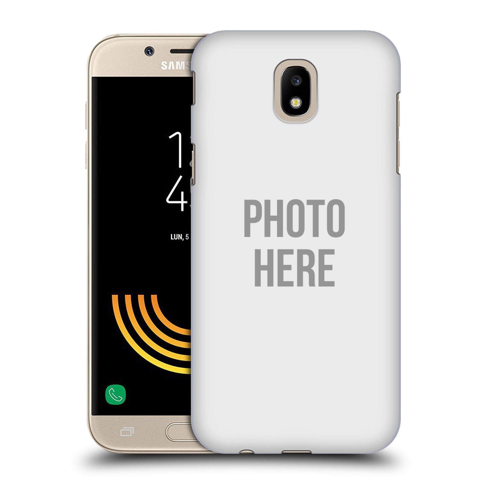 Plastové pouzdro na mobil Samsung Galaxy J5 (2017) - Head Case - s vlastním motivem