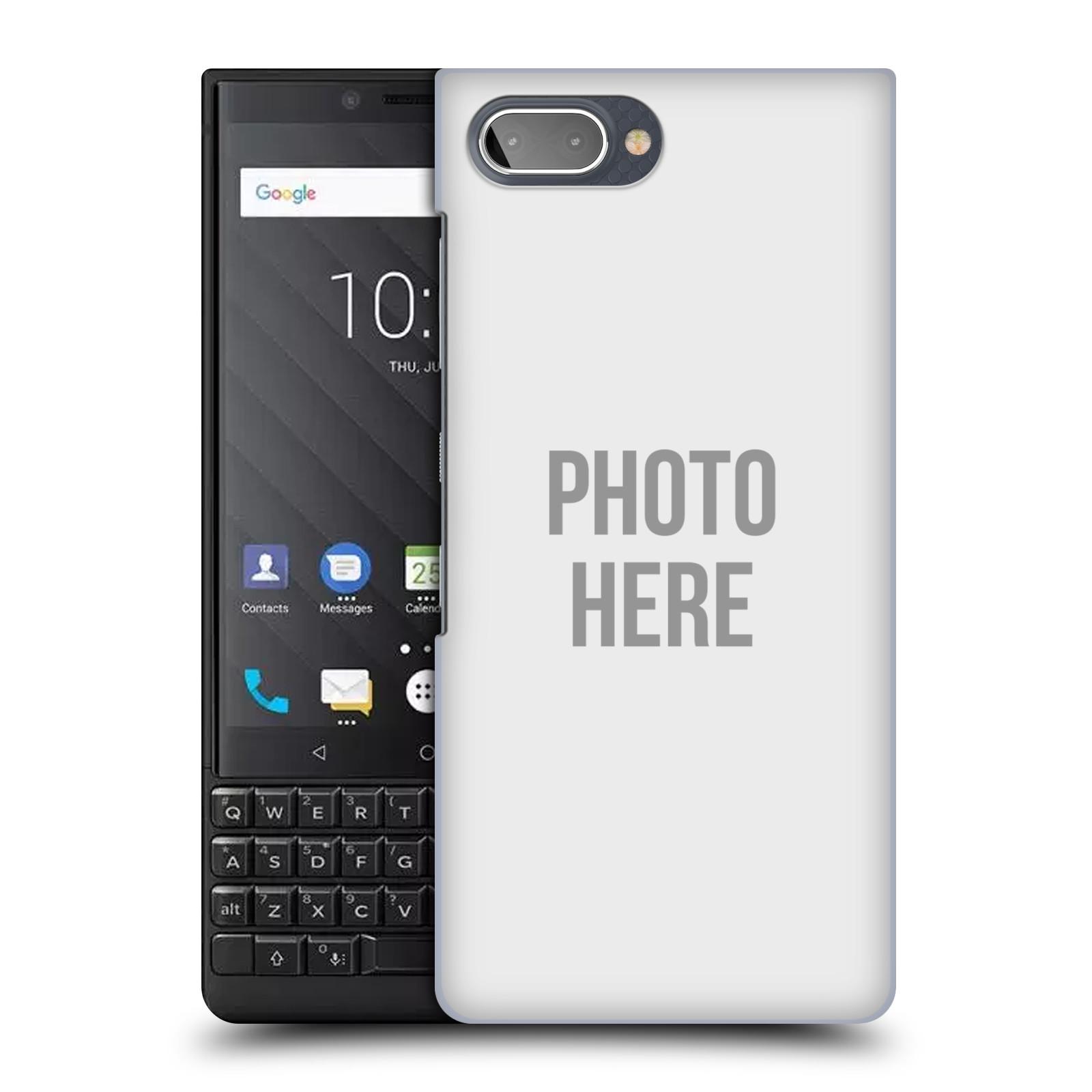 Plastové pouzdro na mobil Blackberry Key 2 - Head Case - s vlastním motivem