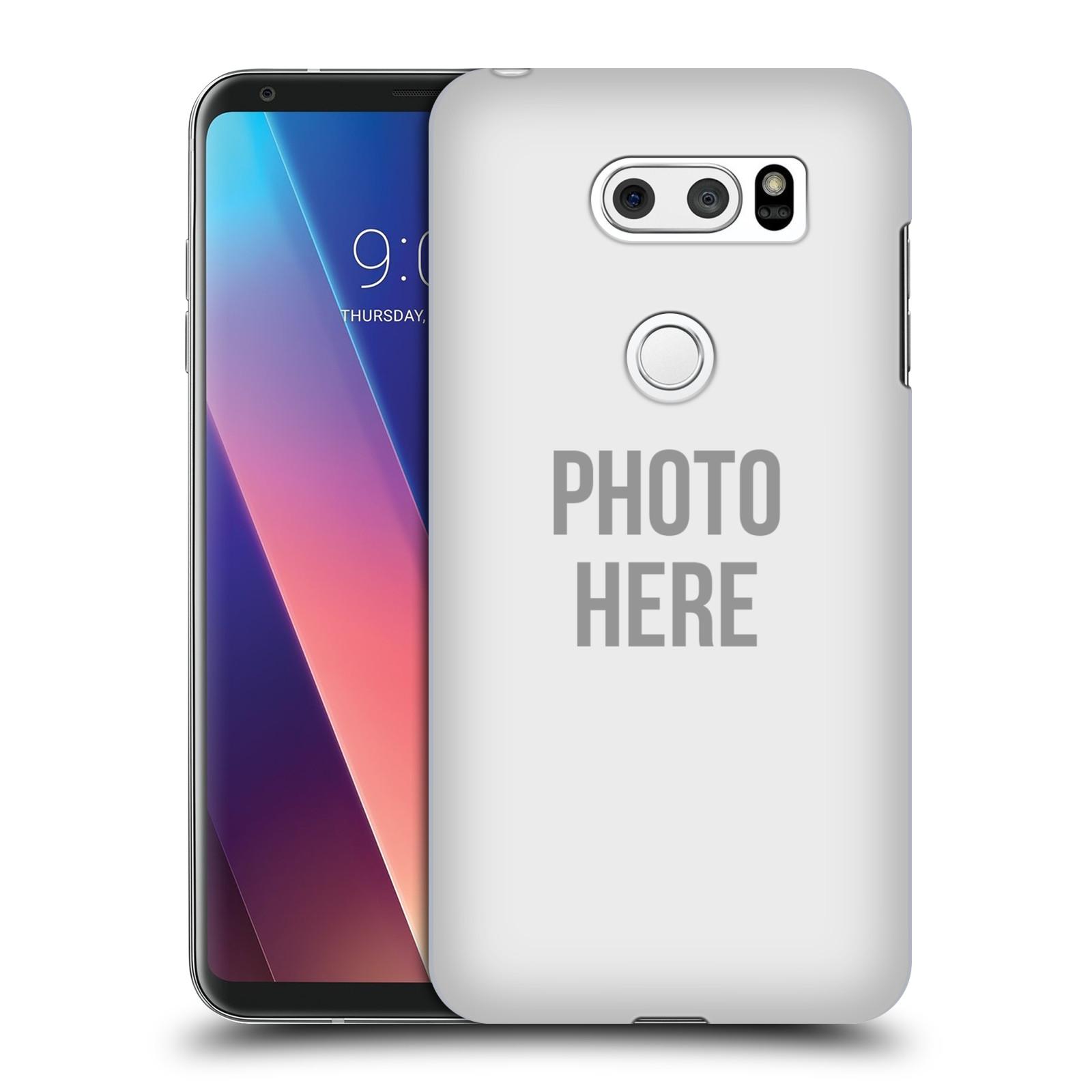 Plastové pouzdro na mobil LG V30 - Head Case - s vlastním motivem