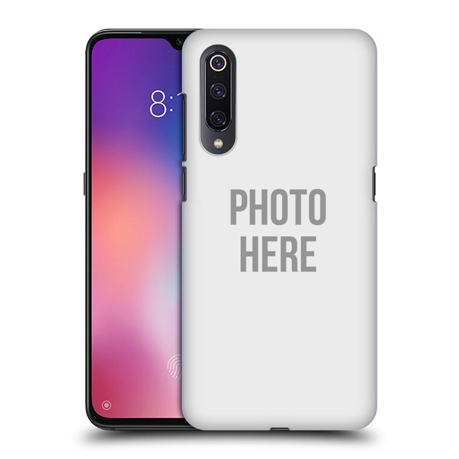 Plastové pouzdro na mobil Xiaomi Mi 9 - Head Case - s vlastním motivem