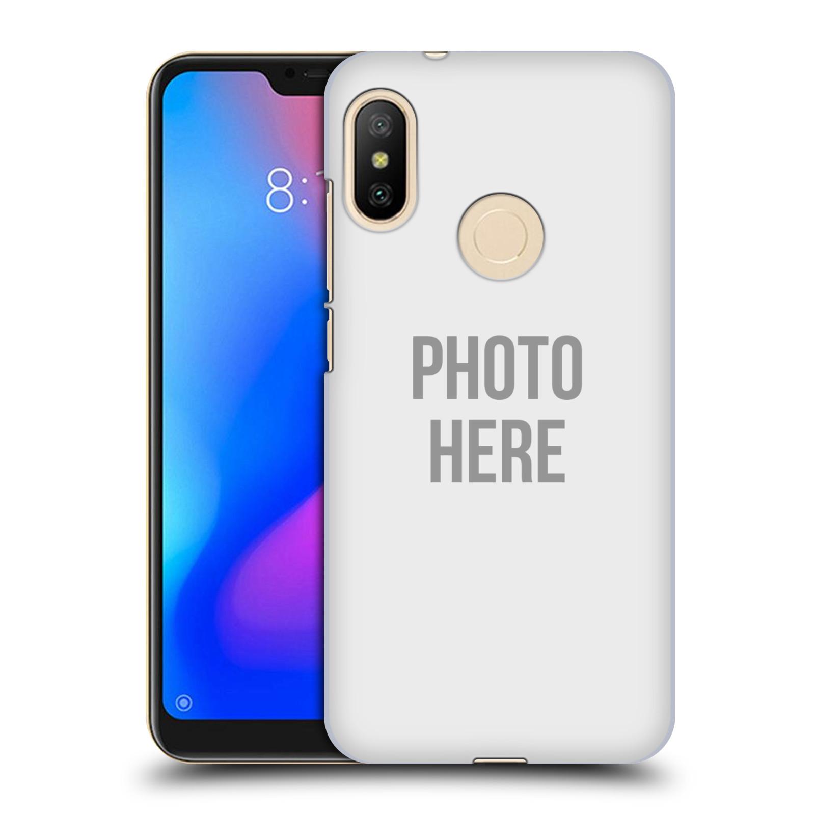 Plastové pouzdro na mobil Xiaomi Mi A2 Lite - Head Case - s vlastním motivem