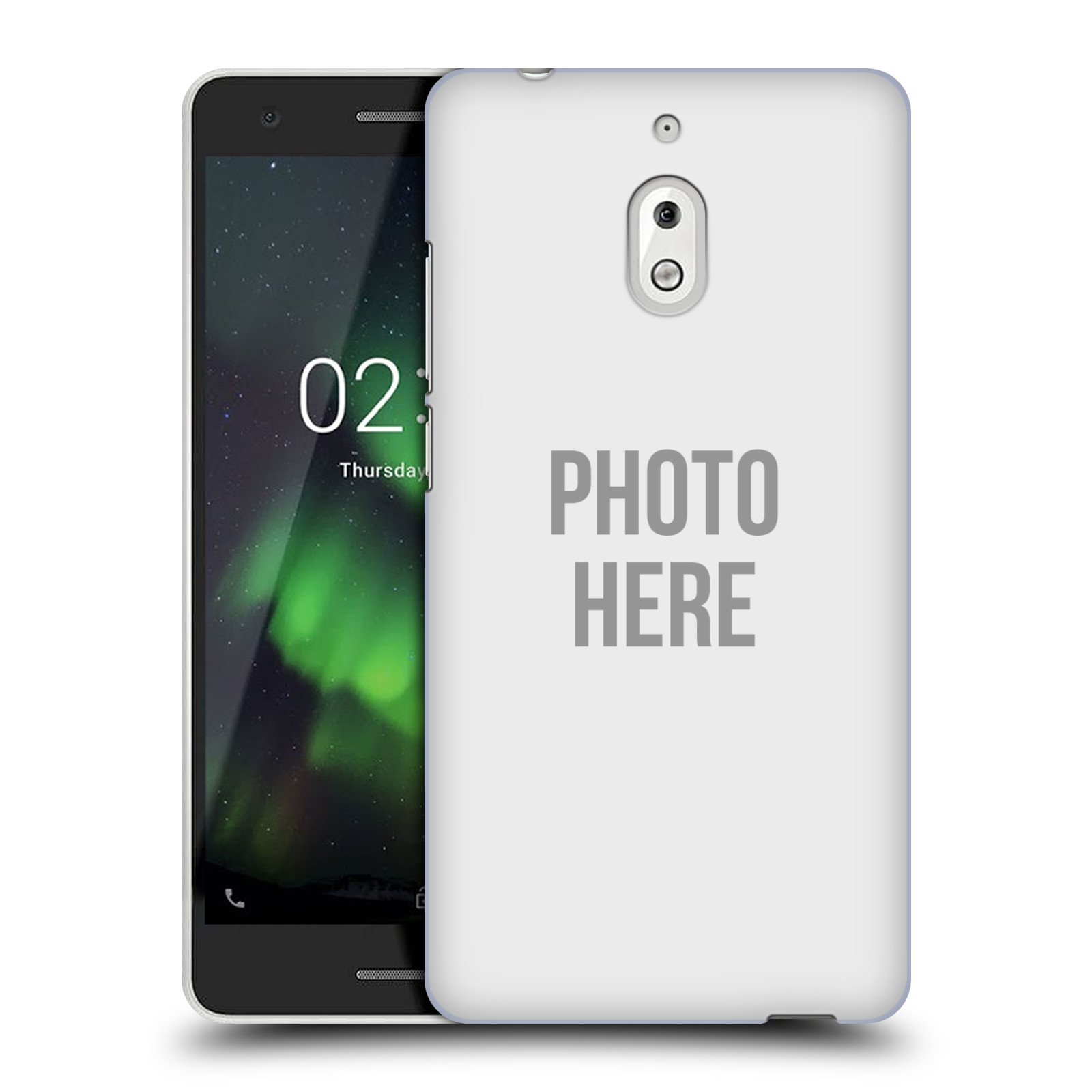 Plastové pouzdro na mobil Nokia 2.1 - Head Case - s vlastním motivem