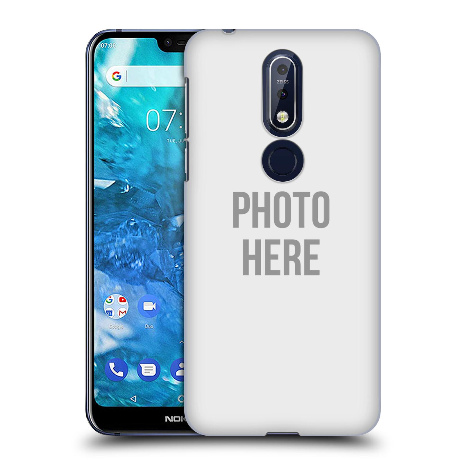 Plastové pouzdro na mobil Nokia 7.1 - Head Case - s vlastním motivem