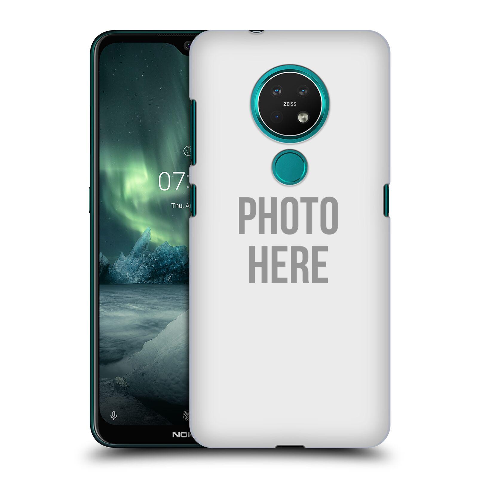 Plastové pouzdro na mobil Nokia 7.2 - Head Case - s vlastním motivem