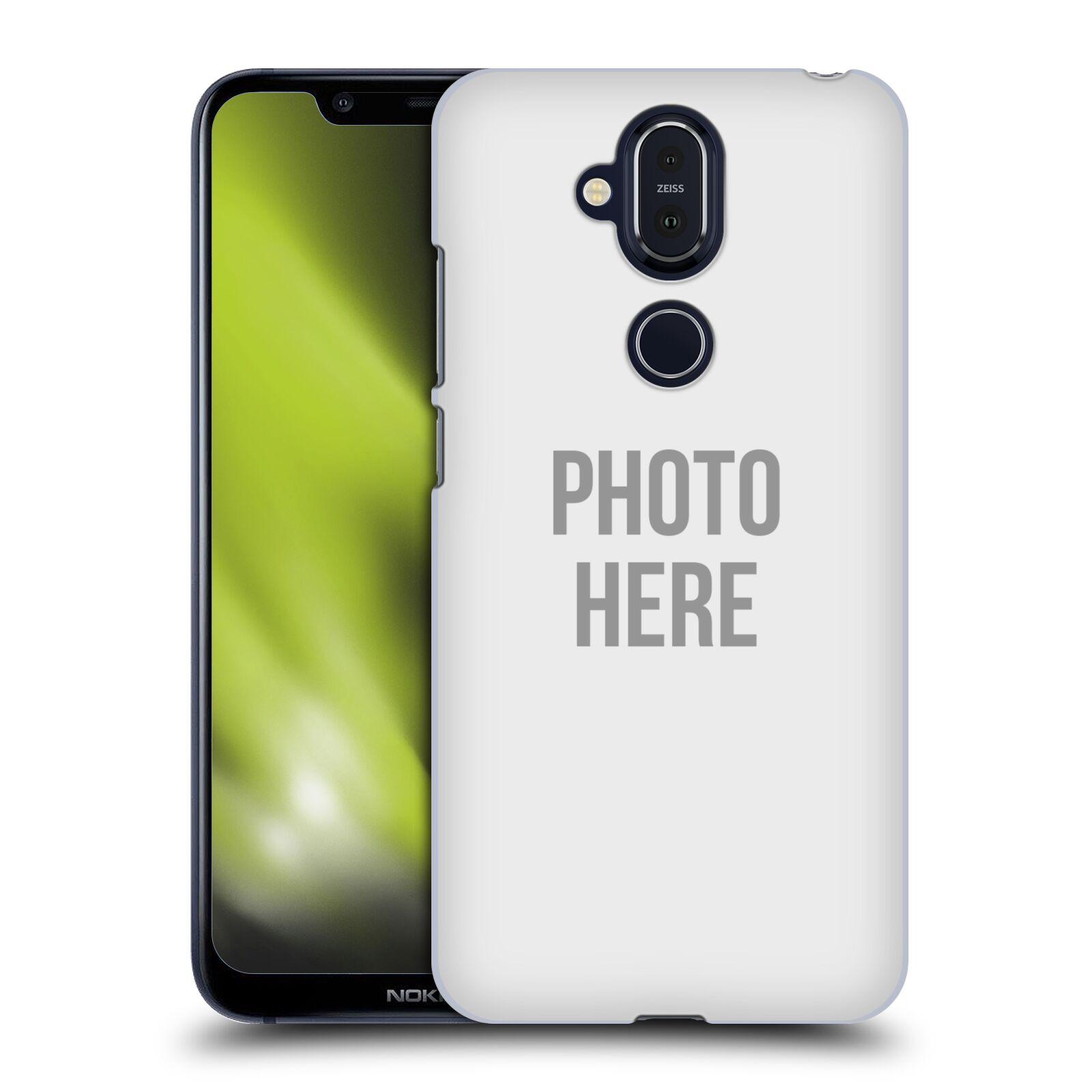 Plastové pouzdro na mobil Nokia 8.1 - Head Case - s vlastním motivem
