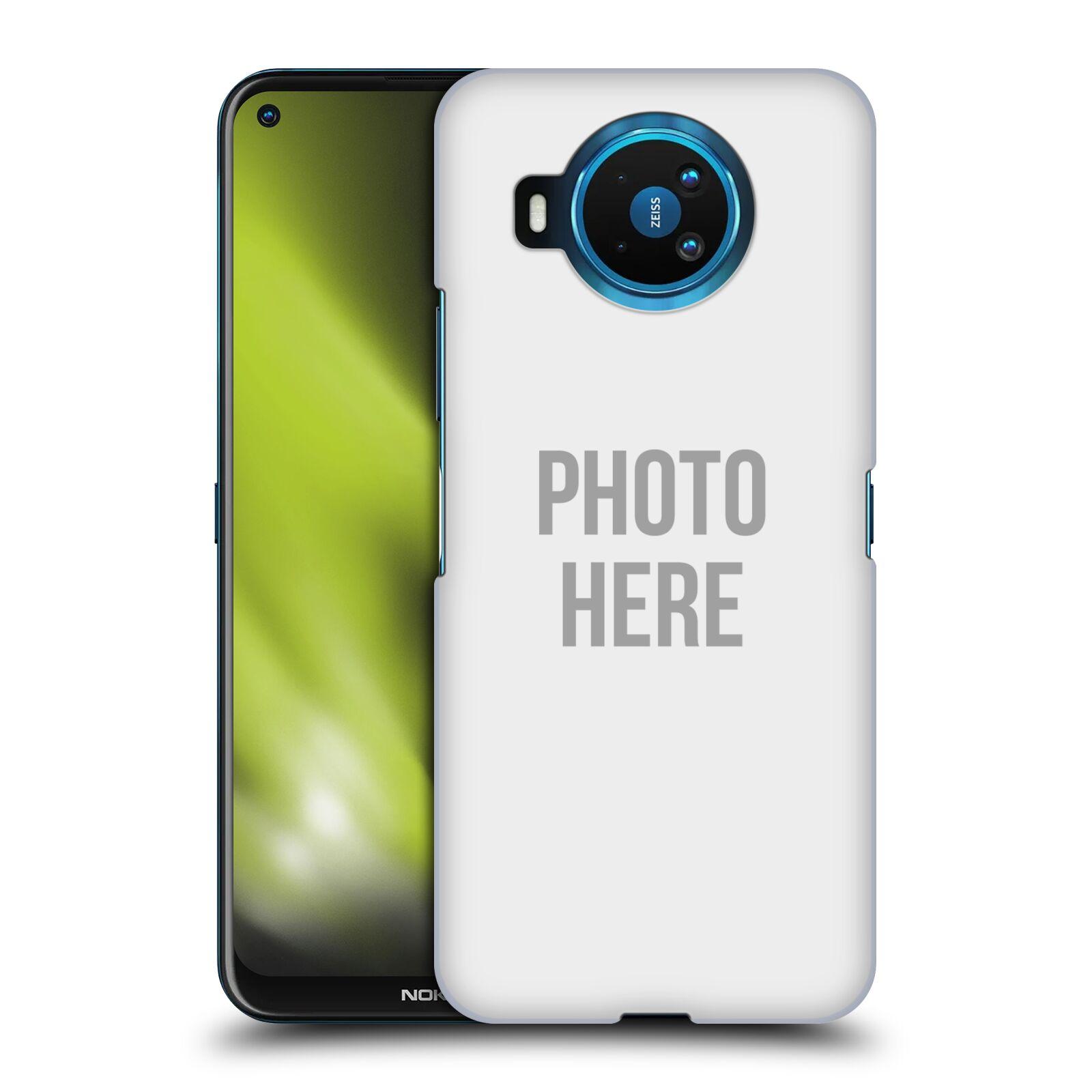 Plastové pouzdro na mobil Nokia 8.3 5G s vlastním motivem