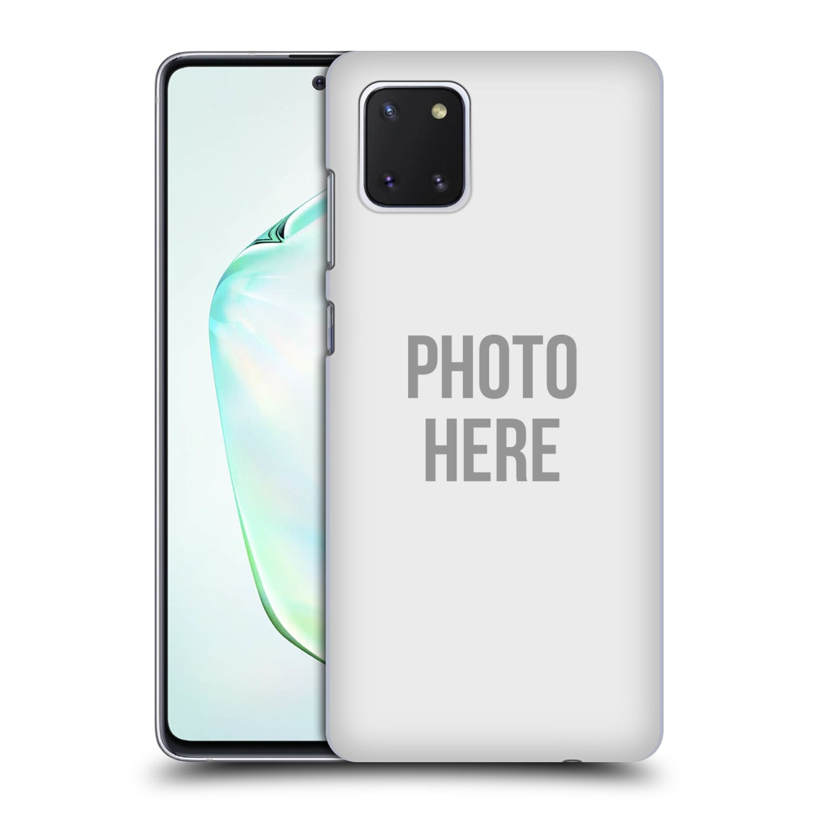 Plastové pouzdro na mobil Samsung Galaxy Note 10 Lite - Head Case - s vlastním motivem