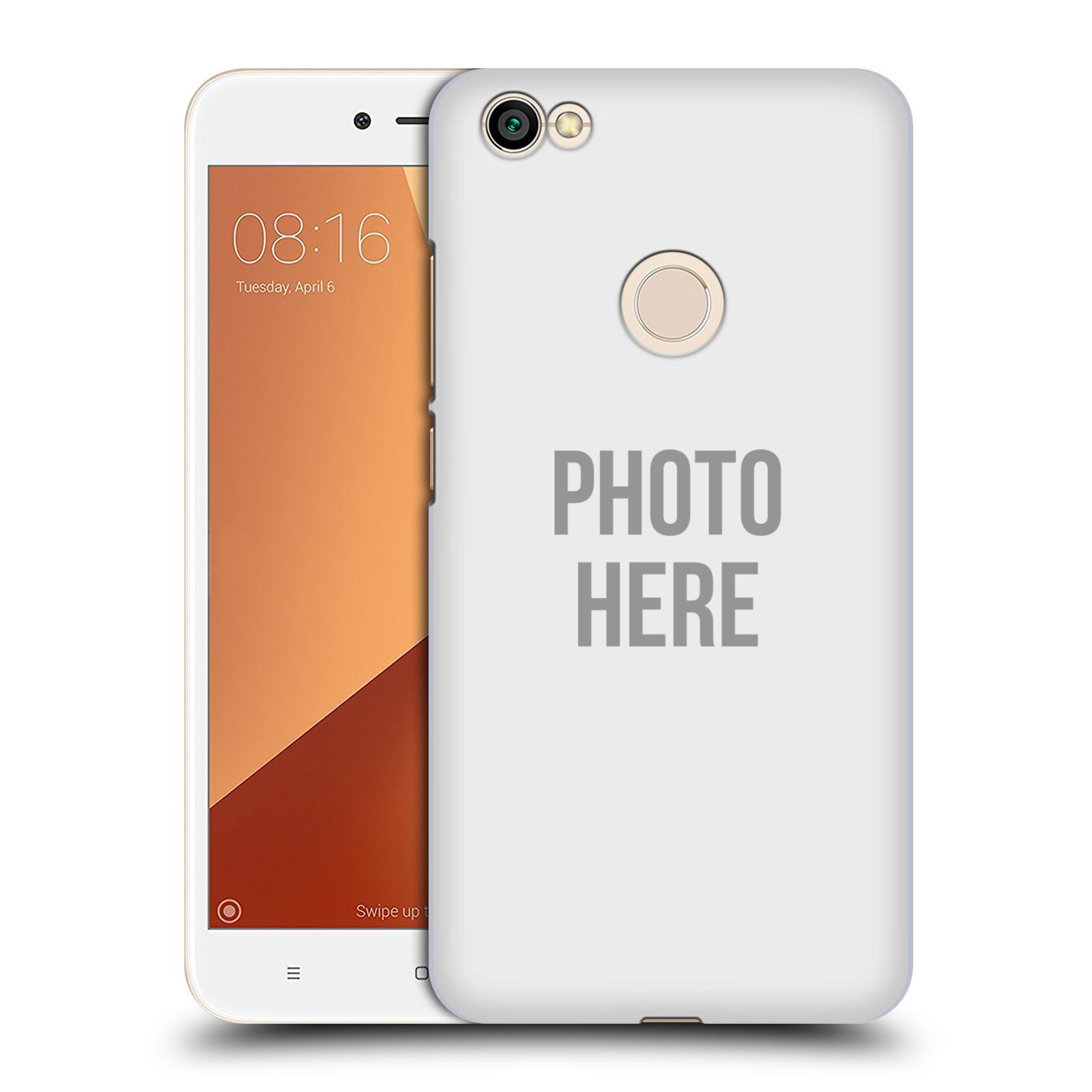 Plastové pouzdro na mobil Xiaomi Redmi Note 5A Prime - Head Case - s vlastním motivem
