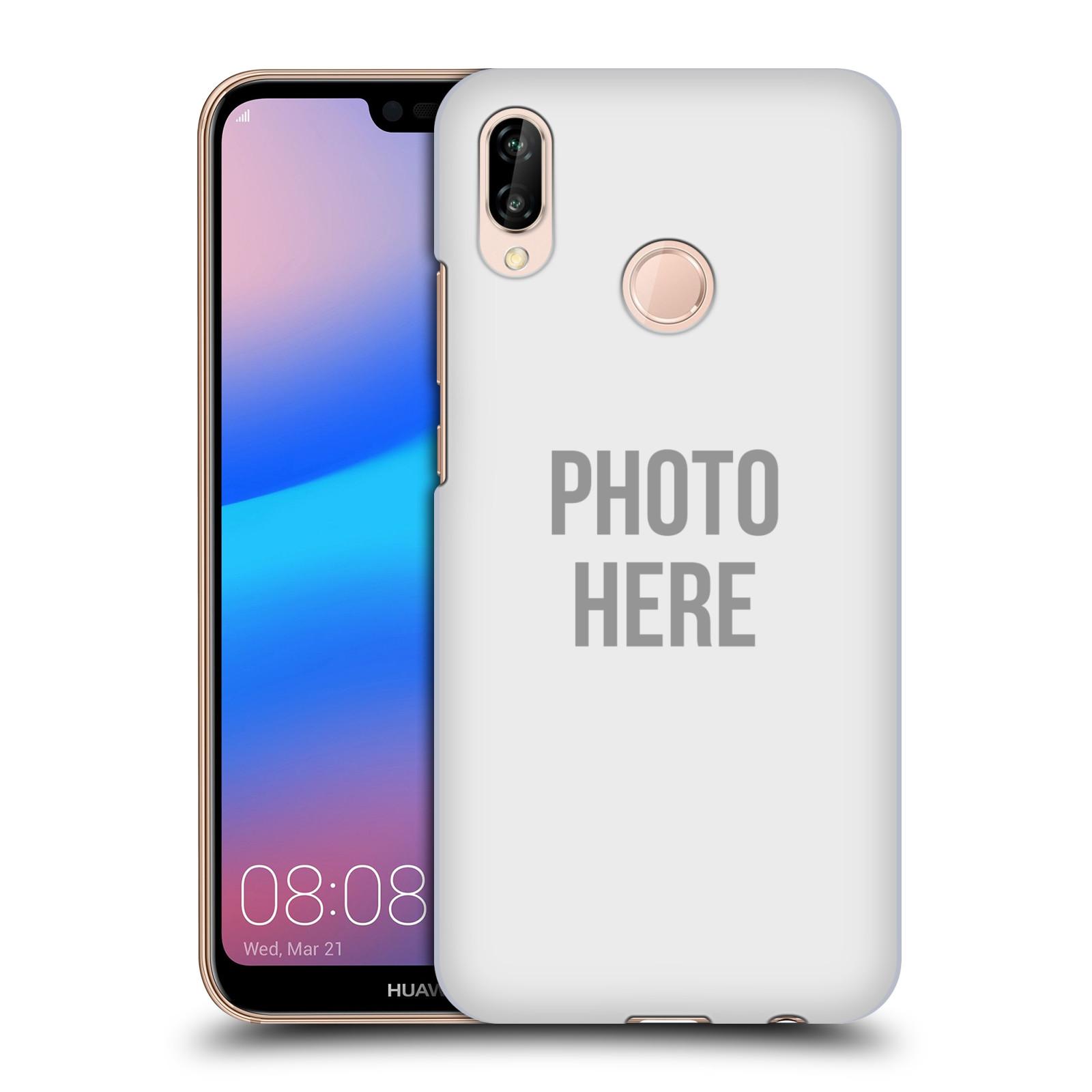 Plastové pouzdro na mobil Huawei P20 Lite - Head Case - s vlastním motivem