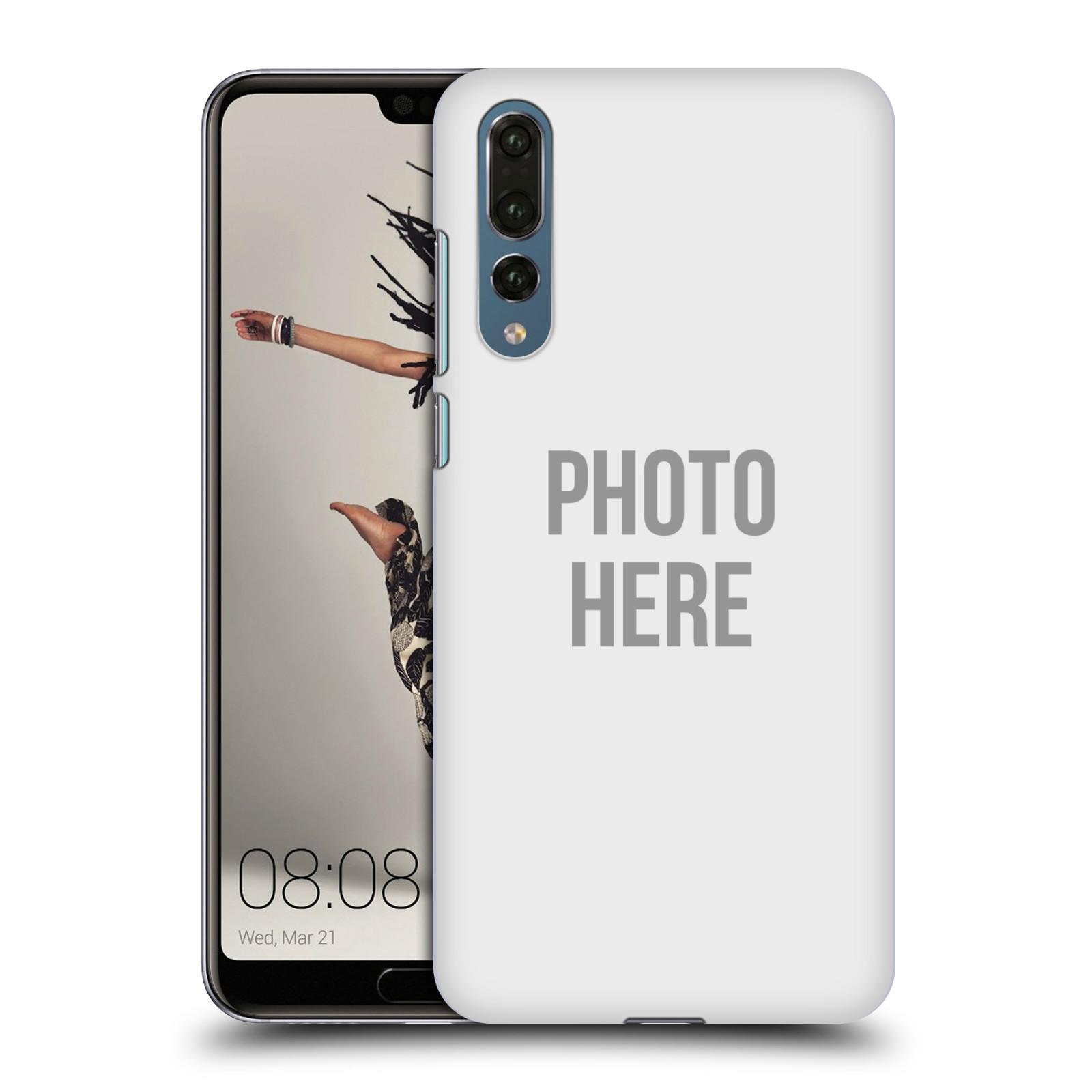 Plastové pouzdro na mobil Huawei P20 Pro - Head Case - s vlastním motivem
