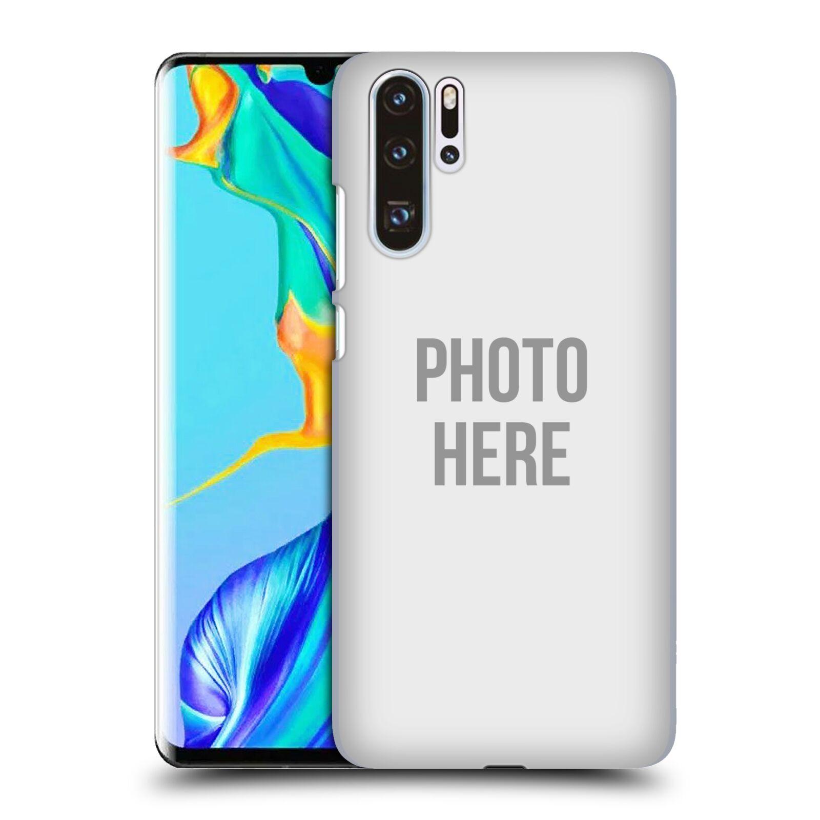 Plastové pouzdro na mobil Huawei P30 Pro - Head Case - s vlastním motivem