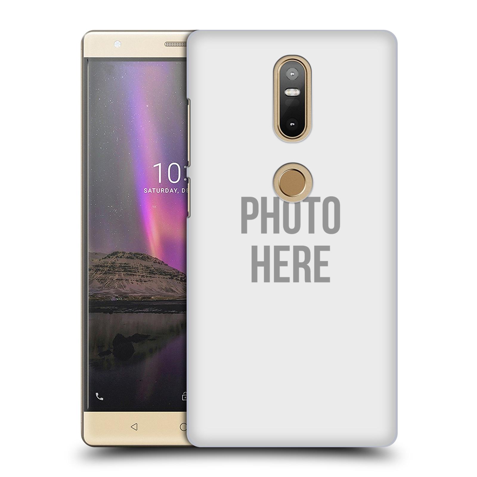 Plastové pouzdro na mobil Lenovo Phab 2 Plus - Head Case - s vlastním motivem