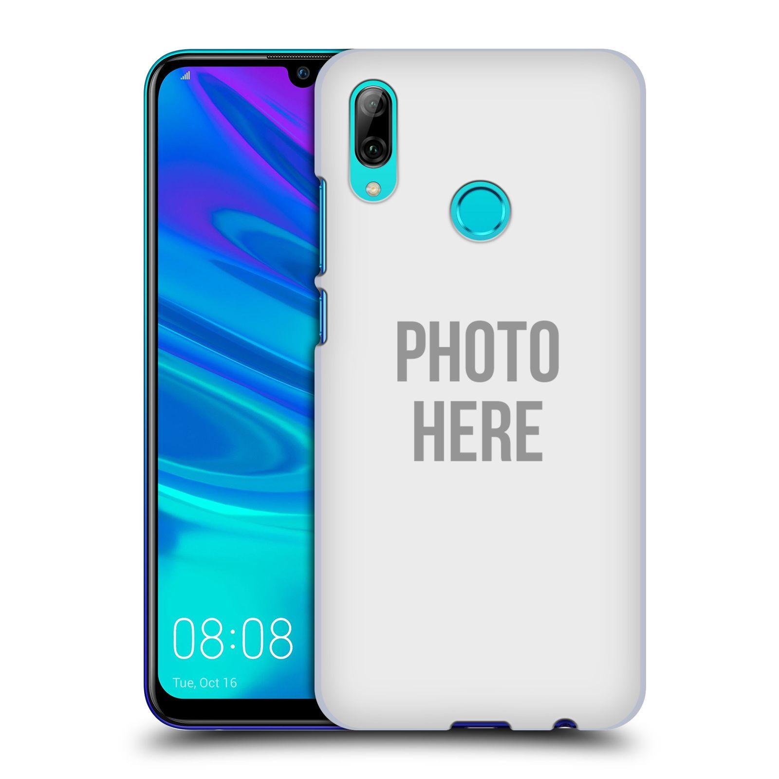 Plastové pouzdro na mobil Huawei P Smart (2019) - Head Case - s vlastním motivem