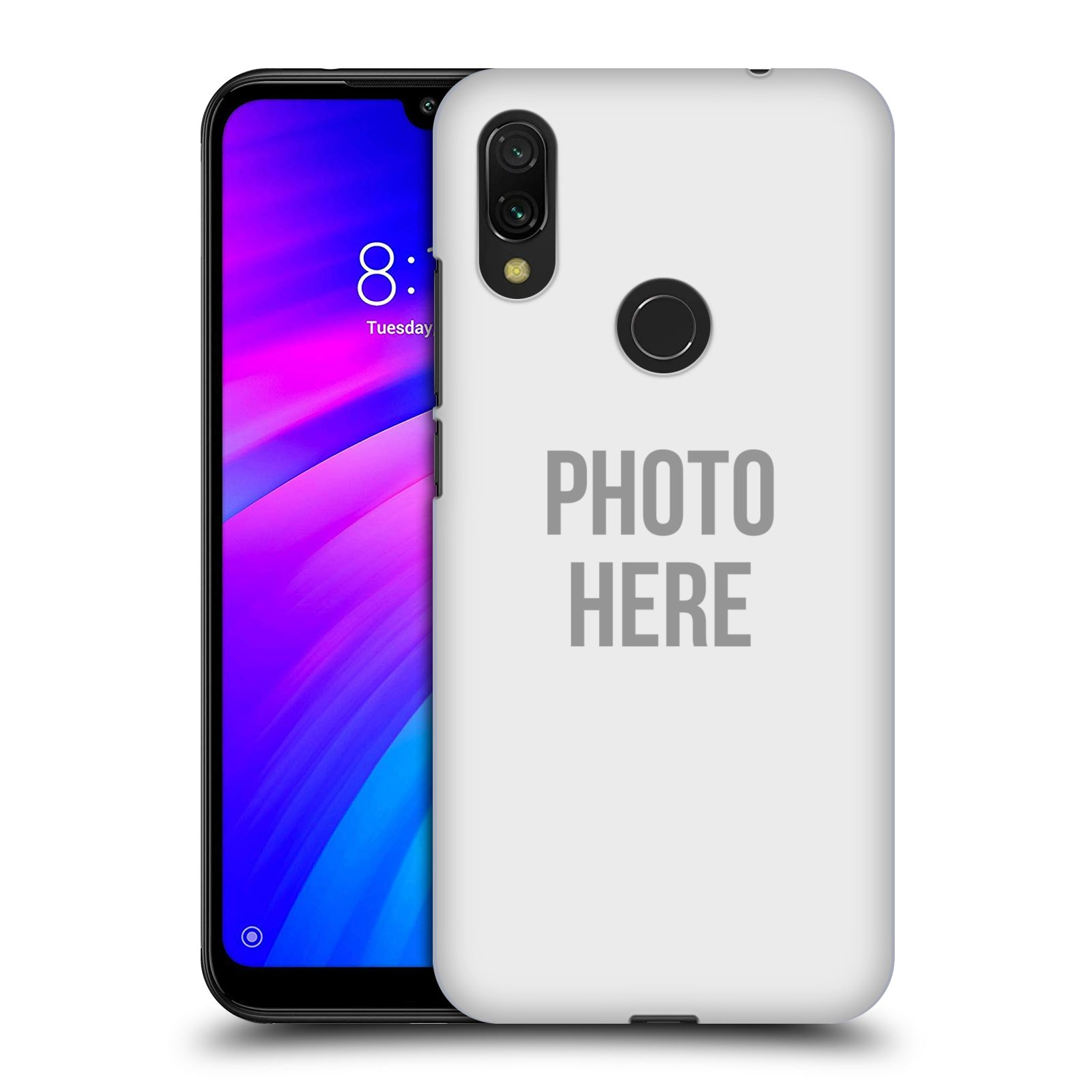 Plastové pouzdro na mobil Xiaomi Redmi 7 - Head Case - s vlastním motivem