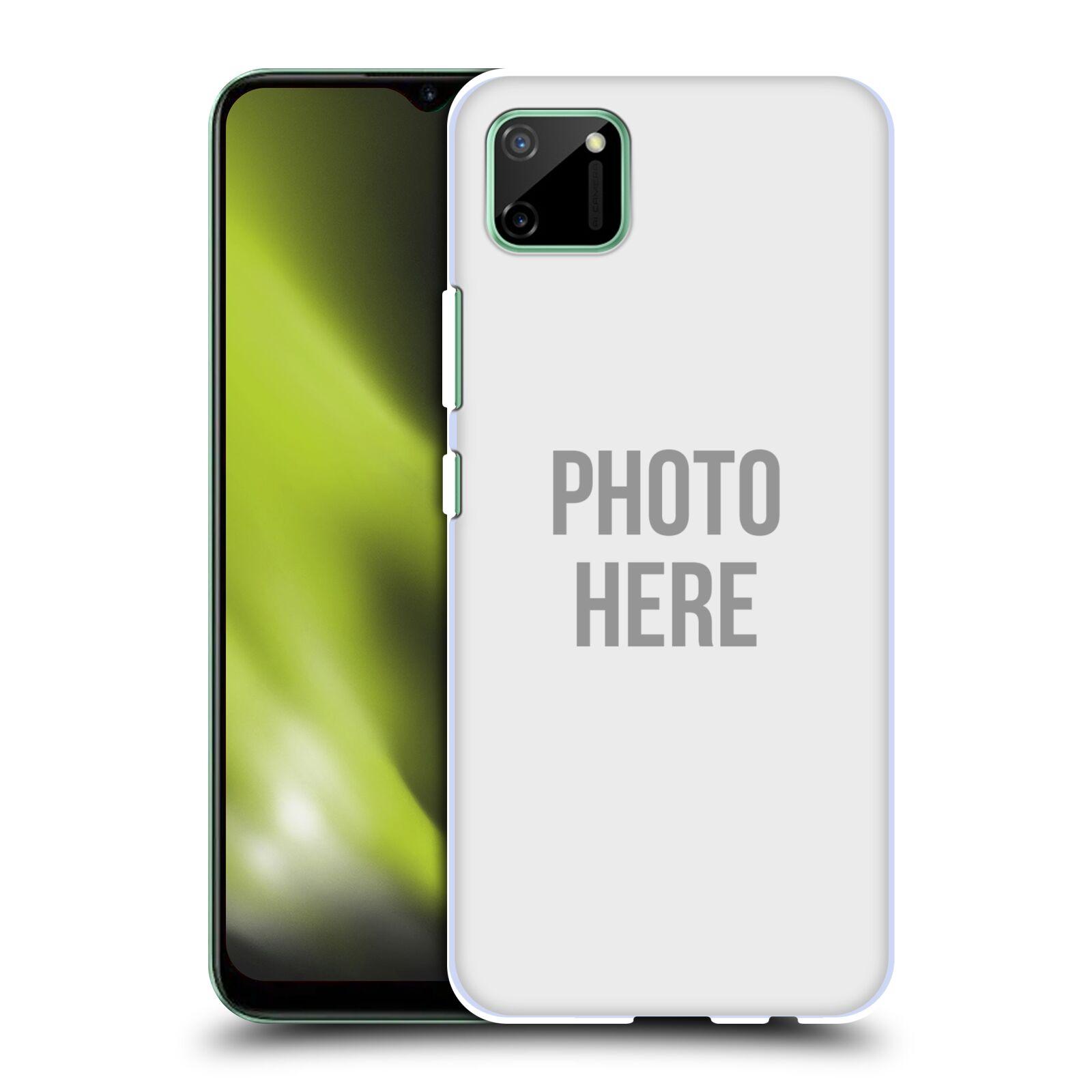 Plastové pouzdro na mobil Realme C11 s vlastním motivem