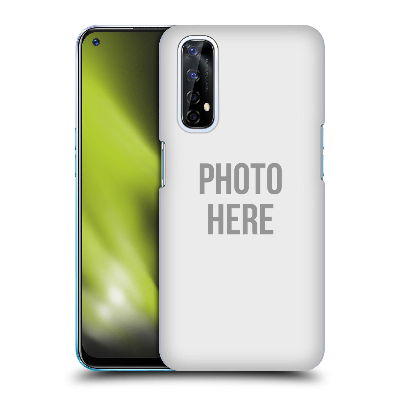 Plastové pouzdro na mobil Realme 7 s vlastním motivem