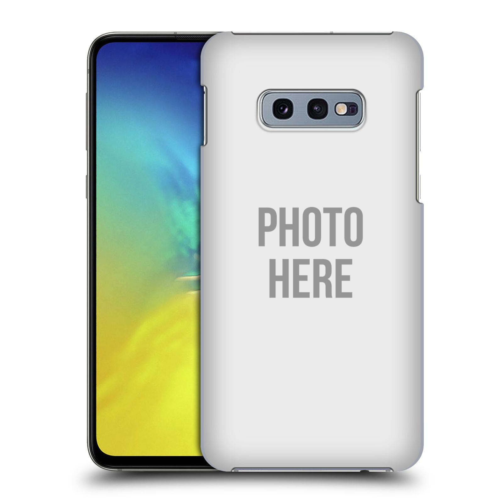Plastové pouzdro na mobil Samsung Galaxy S10e - Head Case - s vlastním motivem