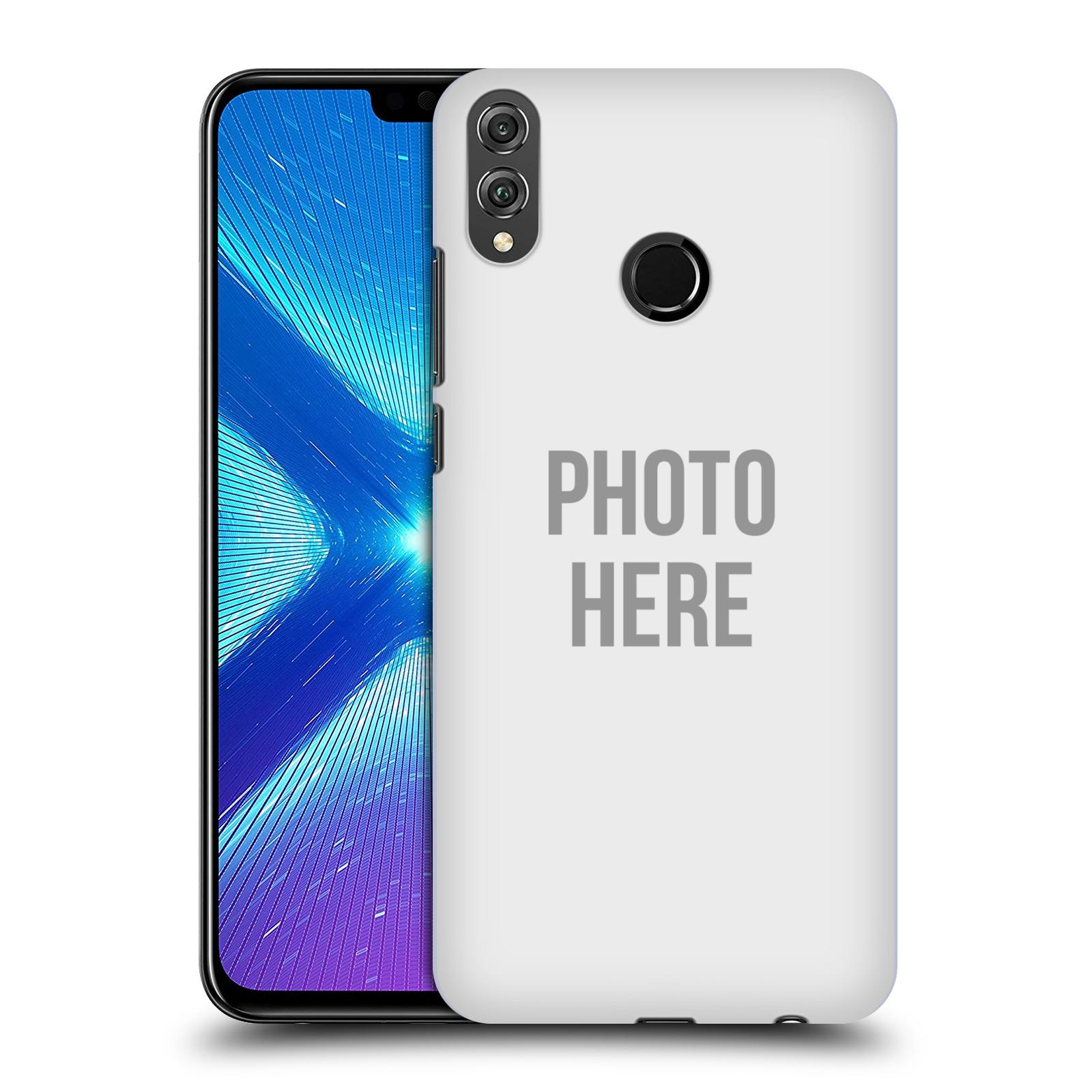 Plastové pouzdro na mobil Honor 8X - Head Case - s vlastním motivem