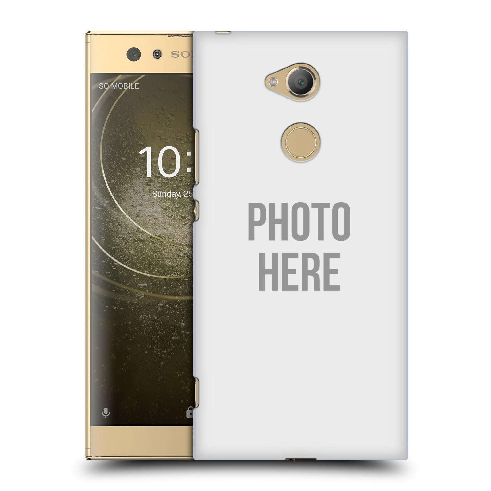 Plastové pouzdro na mobil Sony Xperia XA2 Ultra - Head Case - s vlastním motivem