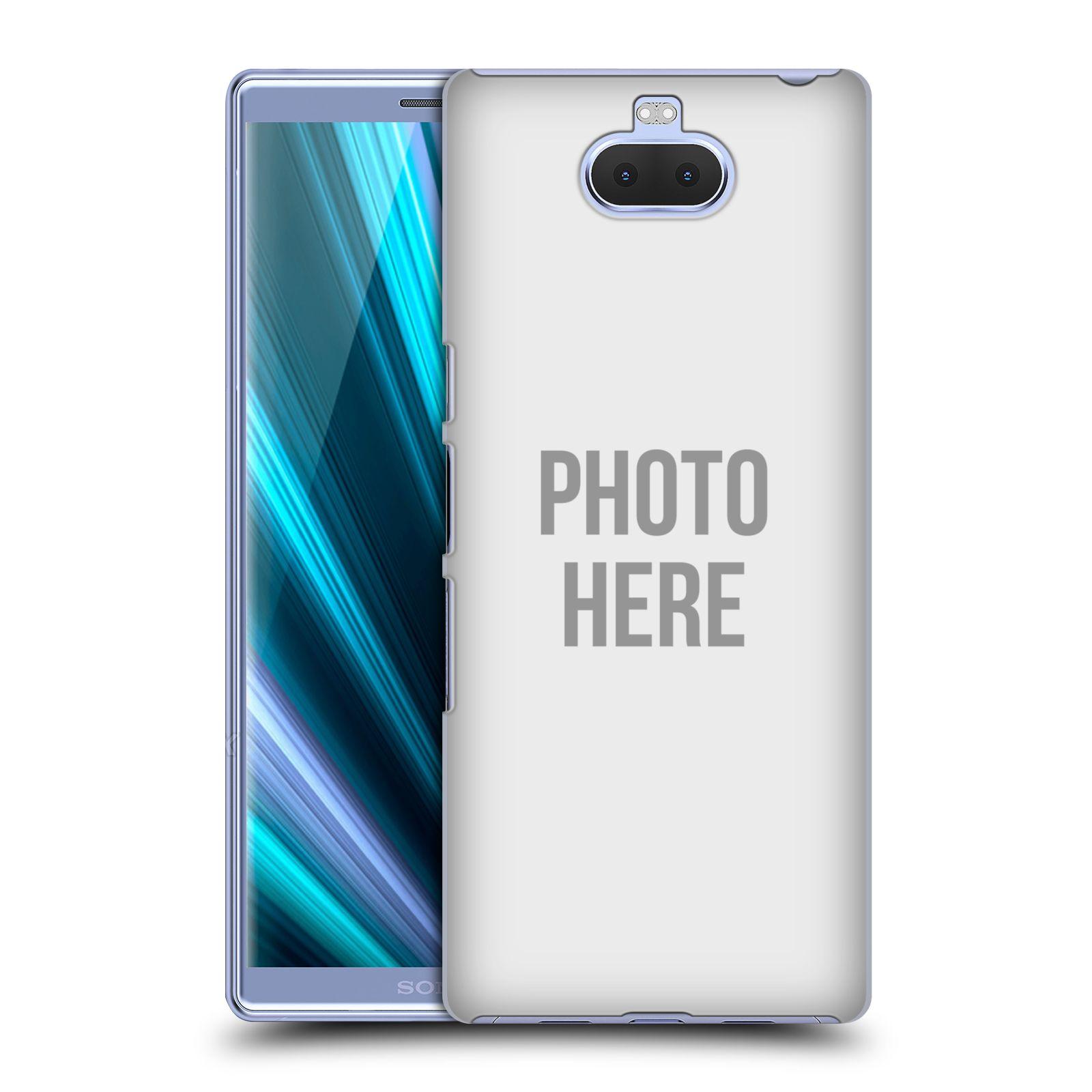 Plastové pouzdro na mobil Sony Xperia 10 Plus - Head Case - s vlastním motivem
