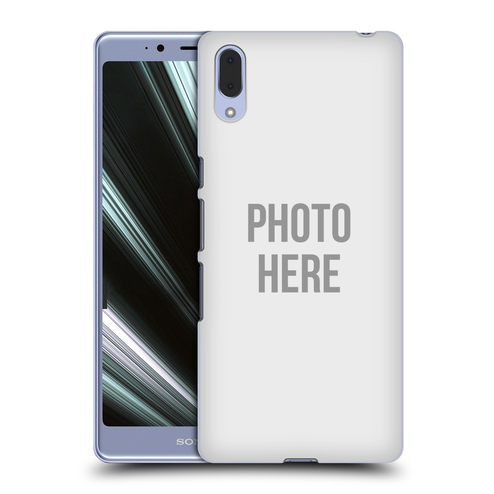 Plastové pouzdro na mobil Sony Xperia L3 - Head Case - s vlastním motivem