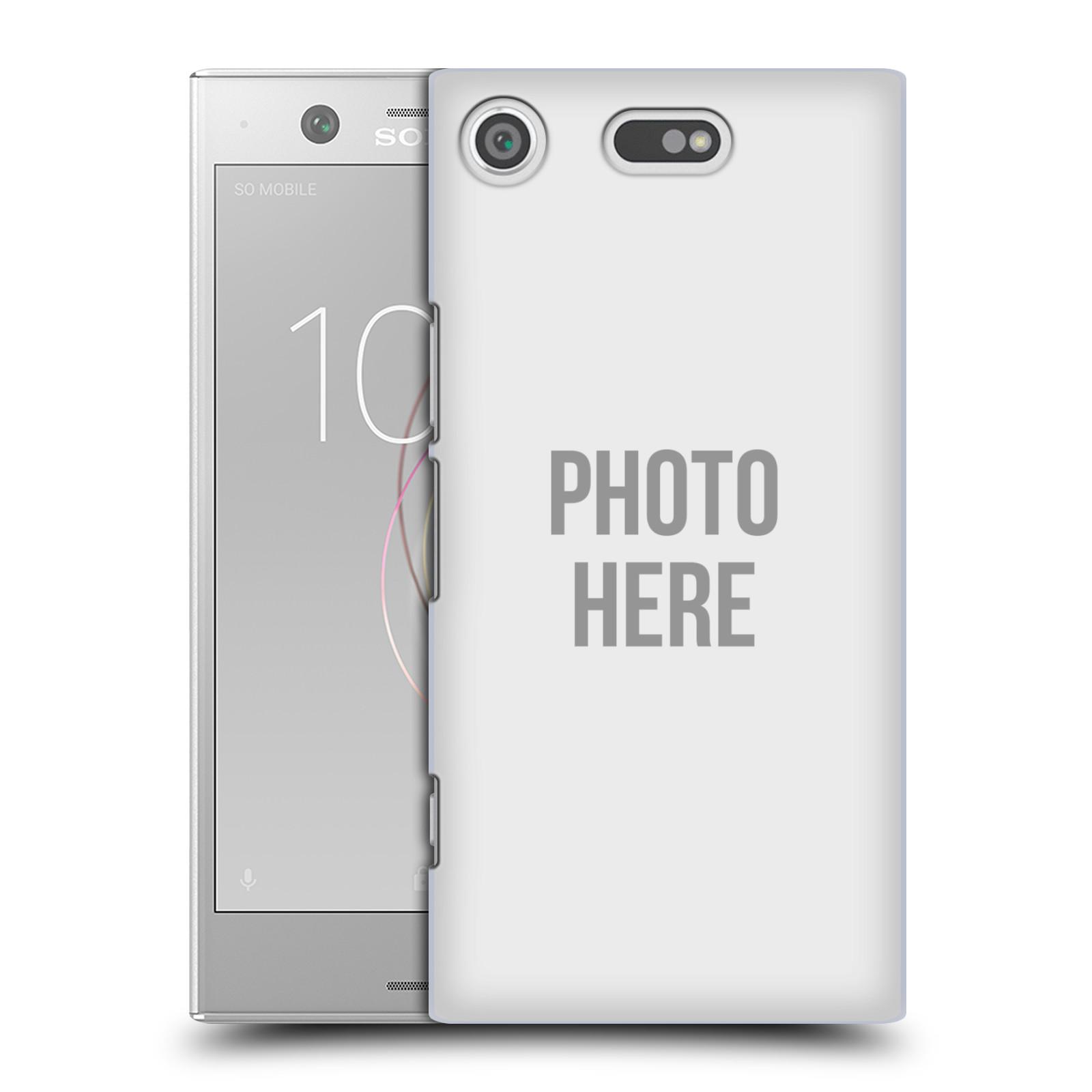 Plastové pouzdro na mobil Sony Xperia XZ1 Compact - Head Case - s vlastním motivem