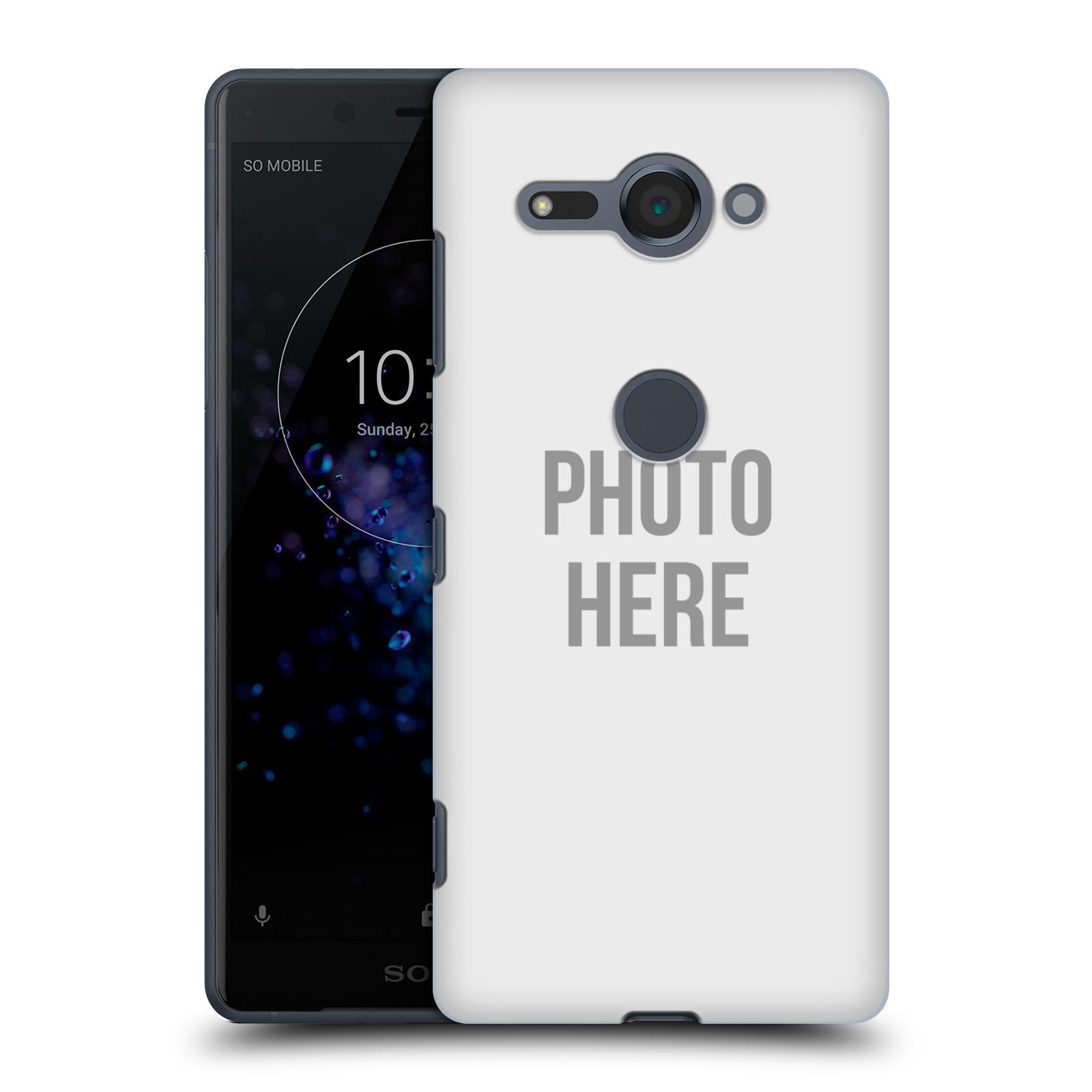 Plastové pouzdro na mobil Sony Xperia XZ2 Compact - Head Case - s vlastním motivem