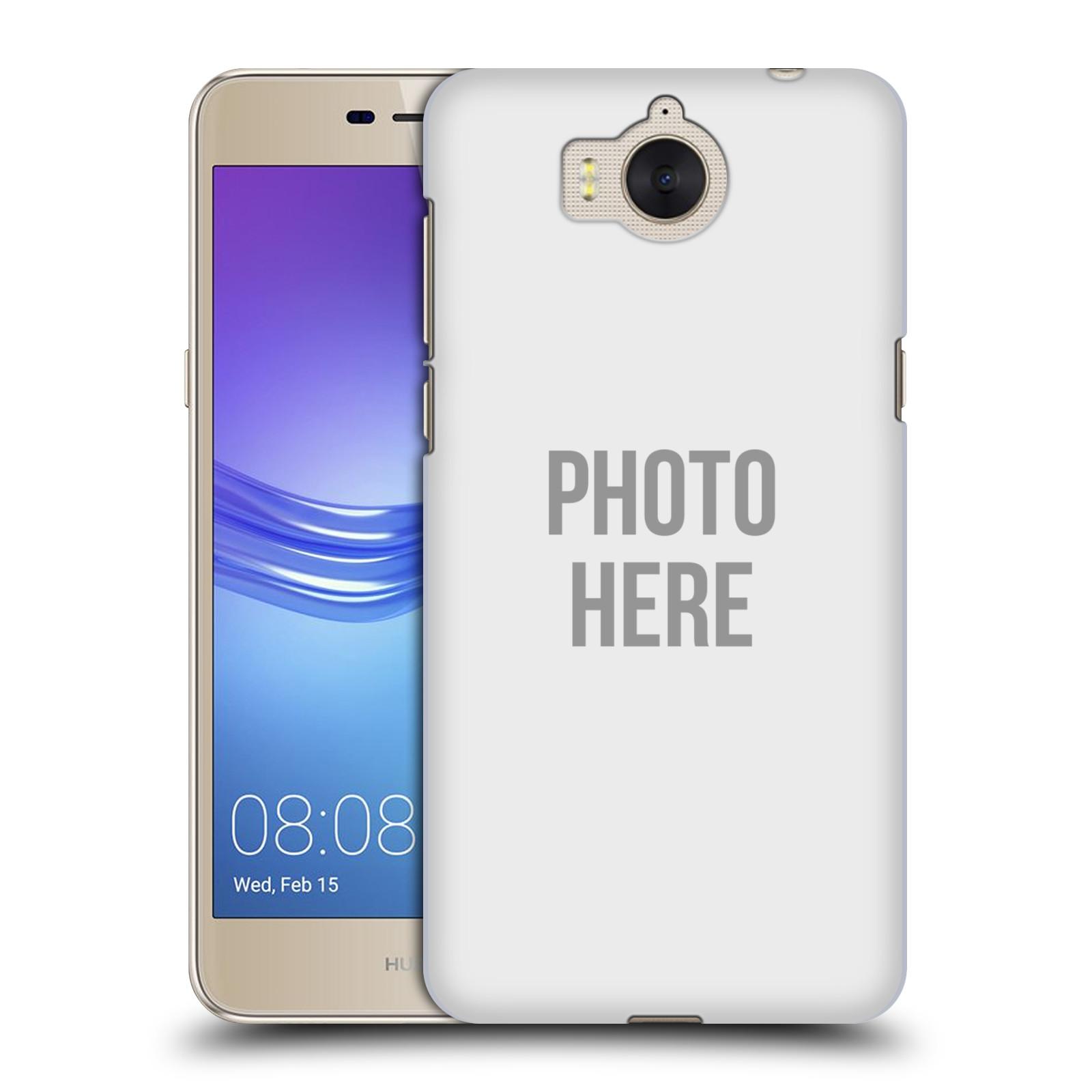 Plastové pouzdro na mobil Huawei Y6 2017 - Head Case - s vlastním motivem