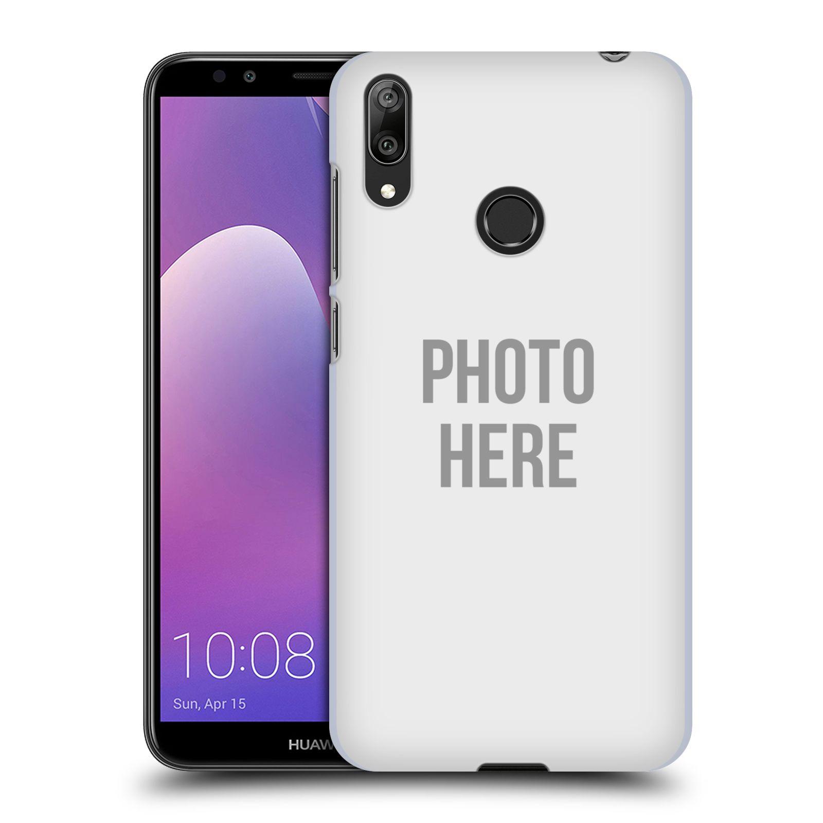 Plastové pouzdro na mobil Huawei Y7 (2019) - Head Case - s vlastním motivem