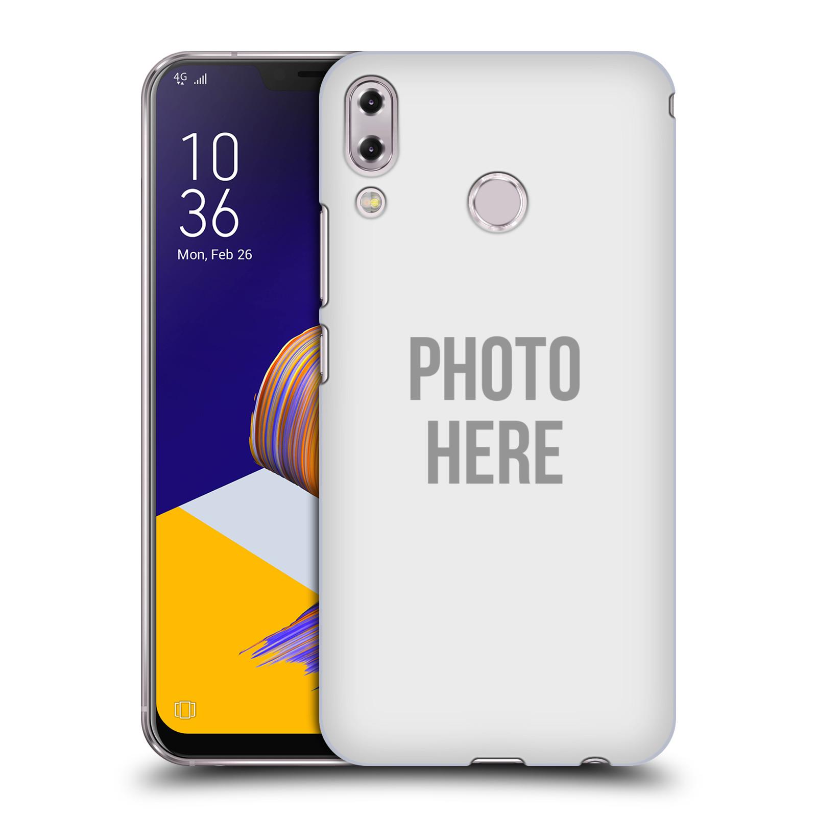 Plastové pouzdro na mobil Asus Zenfone 5z ZS620KL - Head Case - s vlastním motivem
