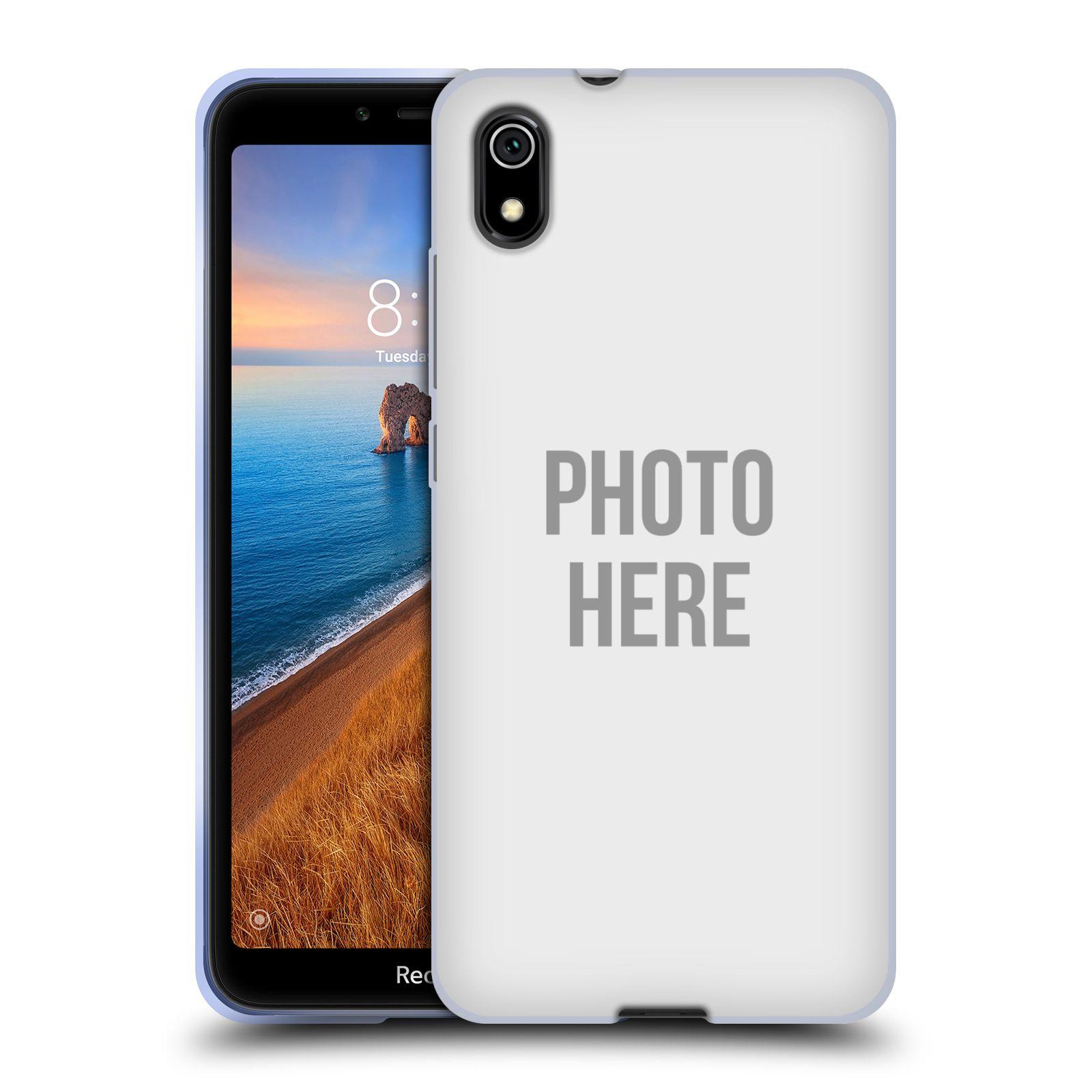 Silikonové pouzdro na mobil Redmi 7A - Head Case - s vlastním motivem