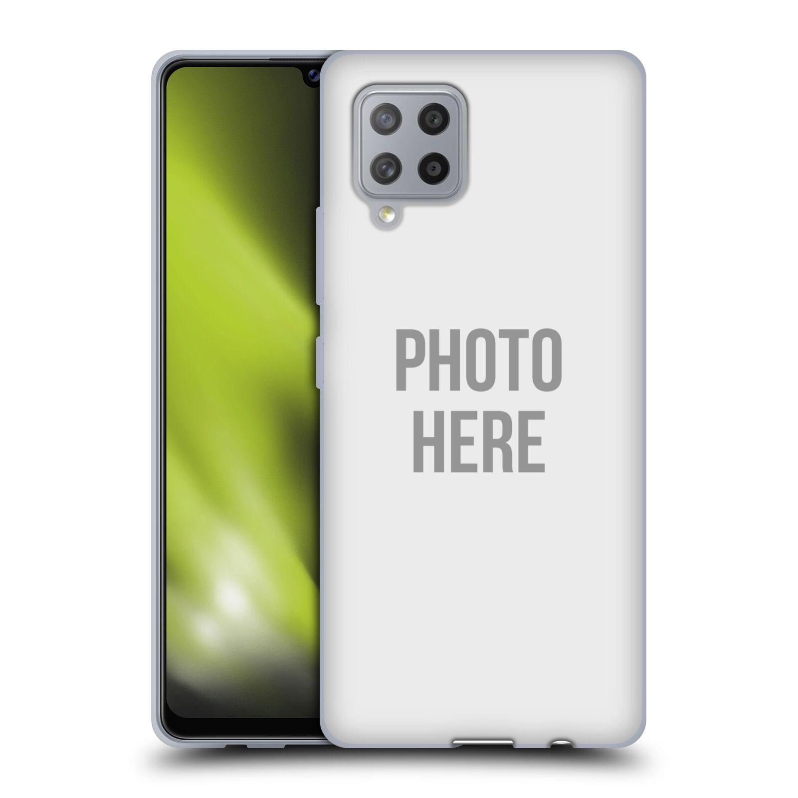 Silikonové pouzdro na mobil Samsung Galaxy A42 5G s vlastním motivem