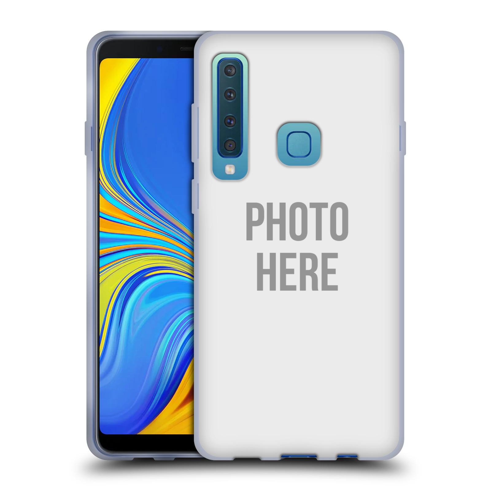 Silikonové pouzdro na mobil Samsung Galaxy A9 (2018) - Head Case - s vlastním motivem