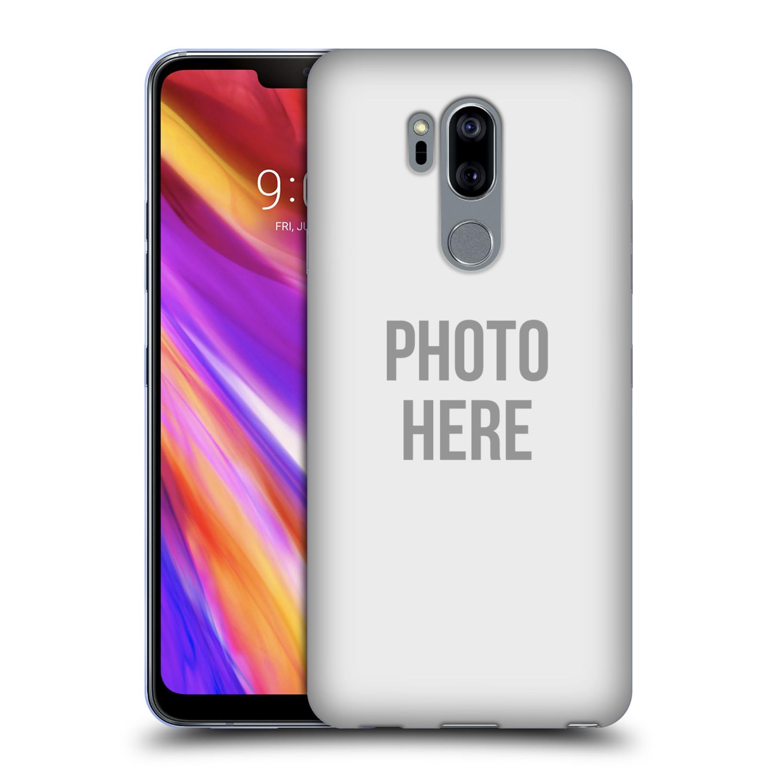 Silikonové pouzdro na mobil LG G7 ThinQ - Head Case - s vlastním motivem